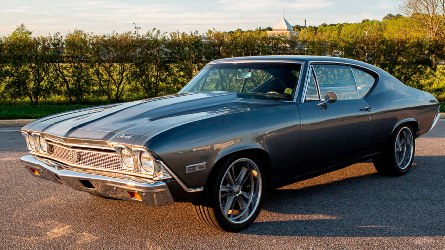 Used 1968 Chevrolet Chevelle -MULTIPLE SHOW WINNER-BIG BLOCK 454 POWERFUL ENGINE- | Mundelein, IL