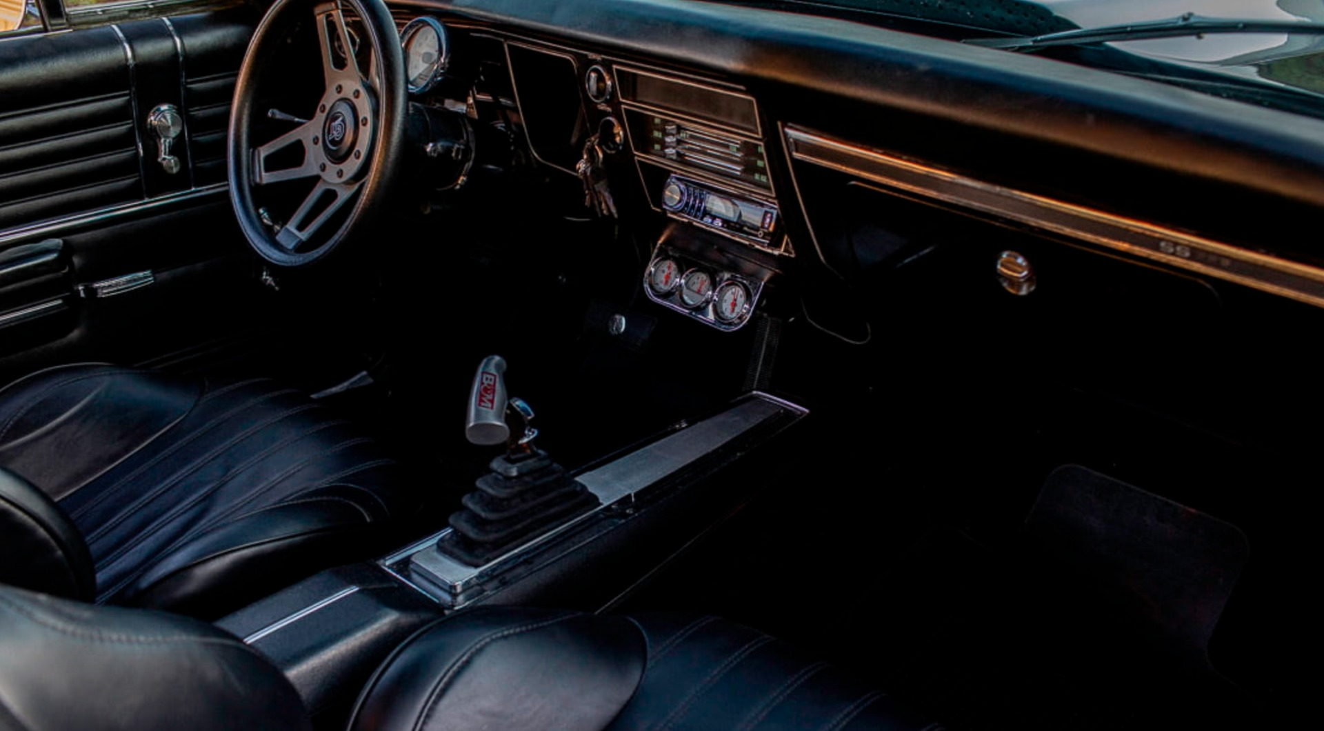 1968 Chevrolet Chevelle -MULTIPLE SHOW WINNER-BIG BLOCK 454