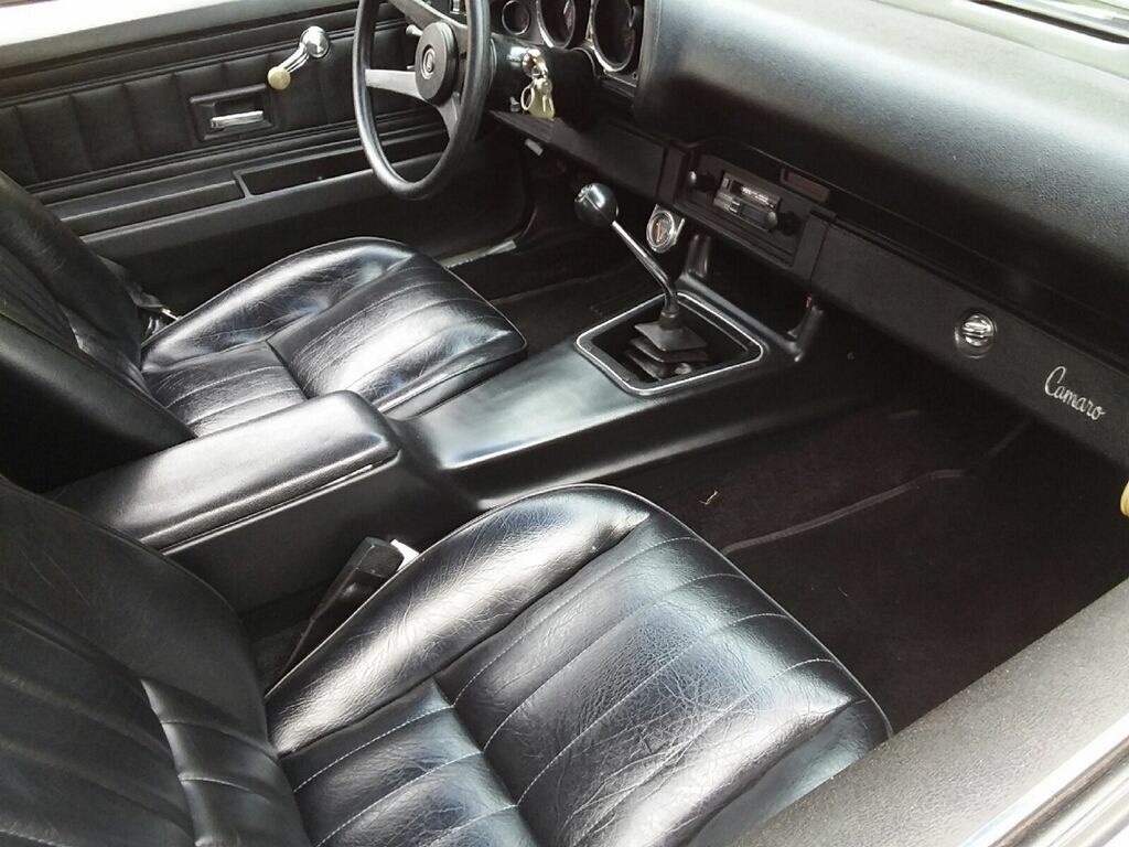 Used 1974 Chevrolet Camaro -Z/28-NUMBERS MATCHING-SHOWS 32,000 MILES   Mundelein, IL
