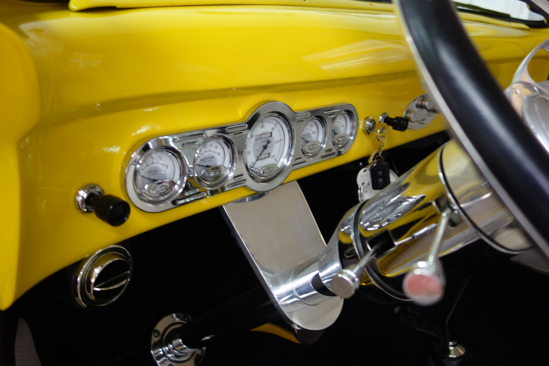 Used 1953 Ford Pickup -F100 - STREET ROD TRUCK - HIGH QUALITY BUILD - | Mundelein, IL