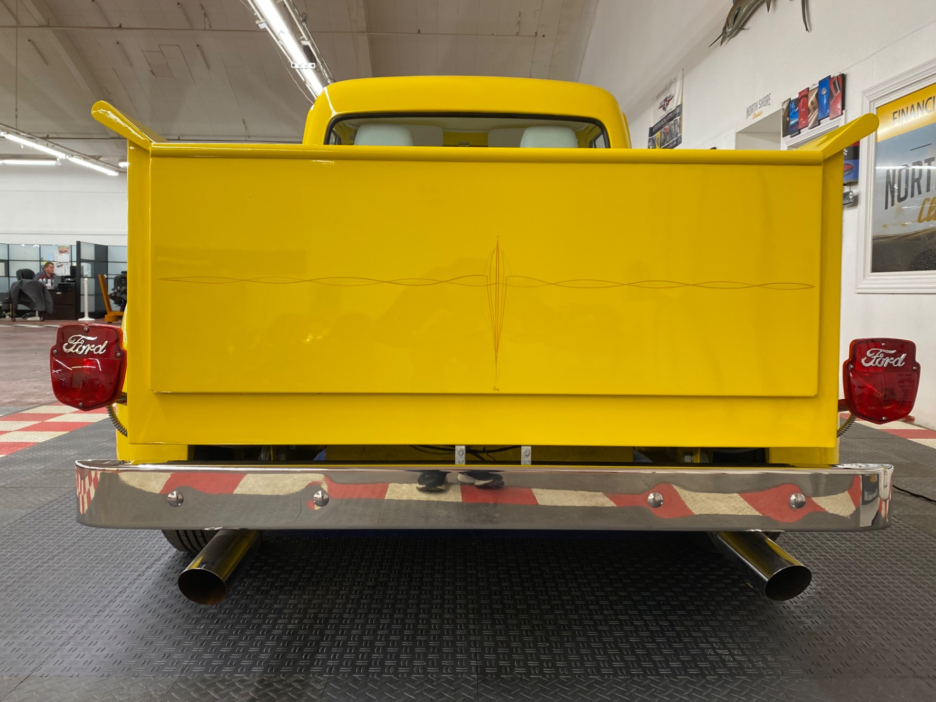 Used 1953 Ford Pickup -F100 - STREET ROD TRUCK - HIGH QUALITY BUILD - SEE VIDEO | Mundelein, IL