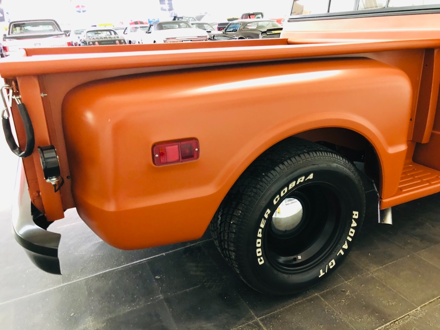 Used 1972 CHEVROLET Pickup -C10-FUEL INJECTED - STEP SIDE-SEE VIDEO | Mundelein, IL