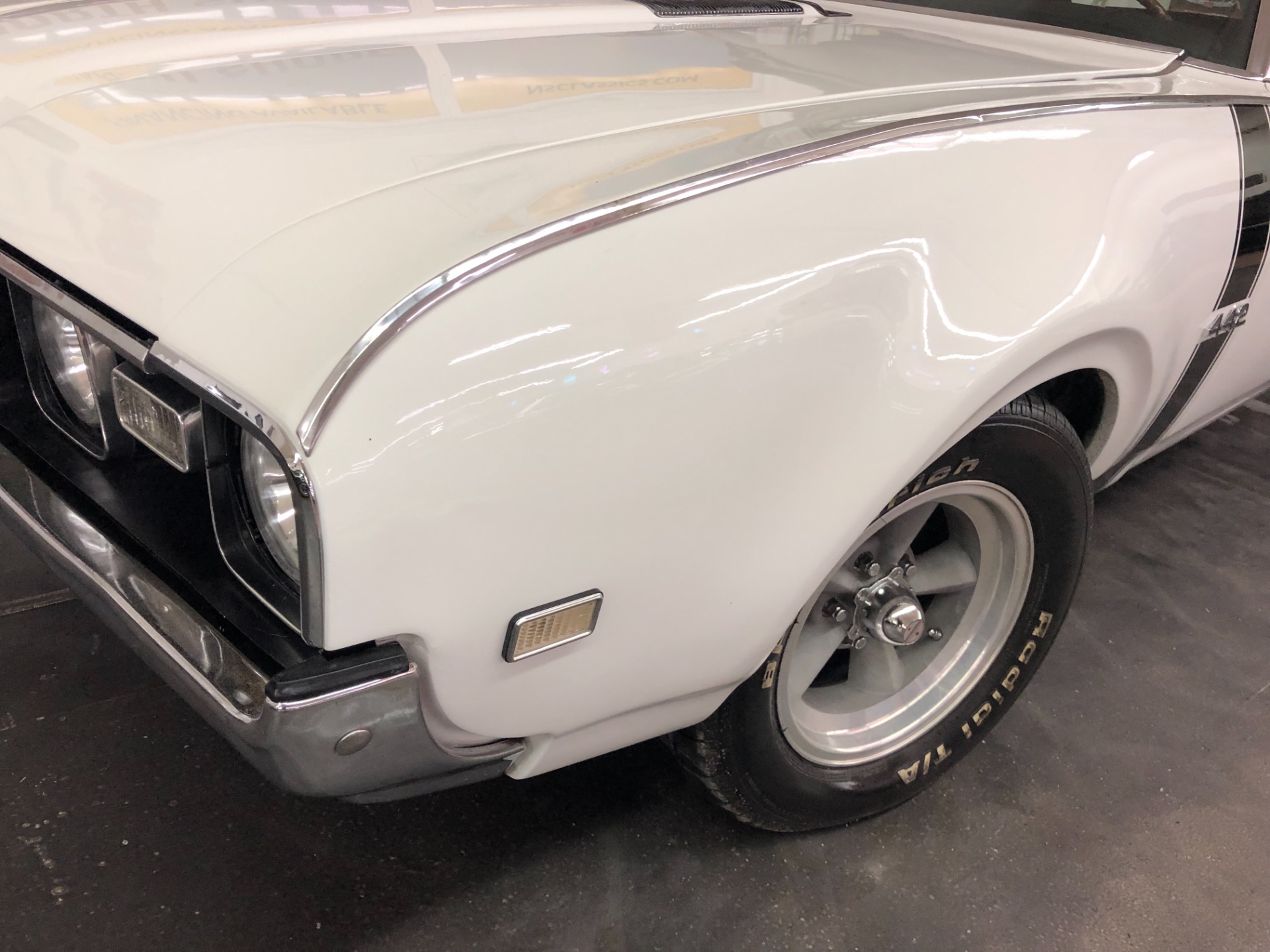 Used 1968 Oldsmobile Cutlass -CONVERTIBLE-BIG BLOCK with 4 SPEED-12 BOLT-PS-PB-GOOD CONDITION-SEE VIDEO | Mundelein, IL
