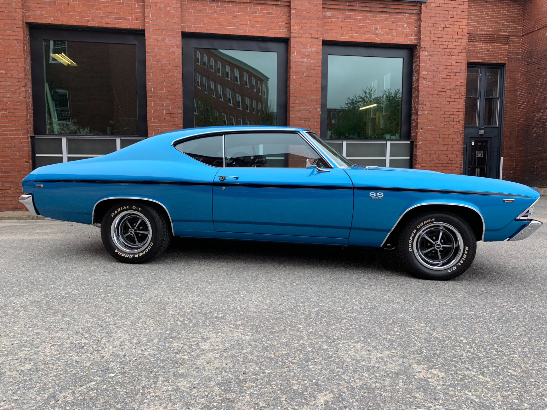 1969 Chevrolet Chevelle Ss396 Frame Off Resto Cold Ac