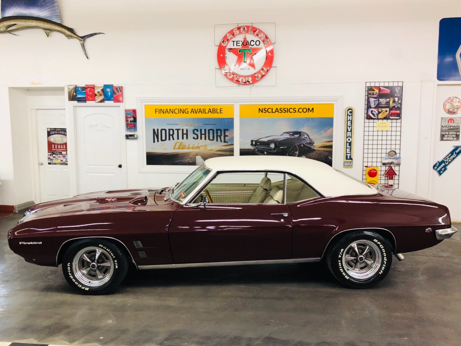 Used 1969 Pontiac Firebird -MUSCLE CAR With AC-RELIABLE- REAL NICE-SEE VIDEO | Mundelein, IL