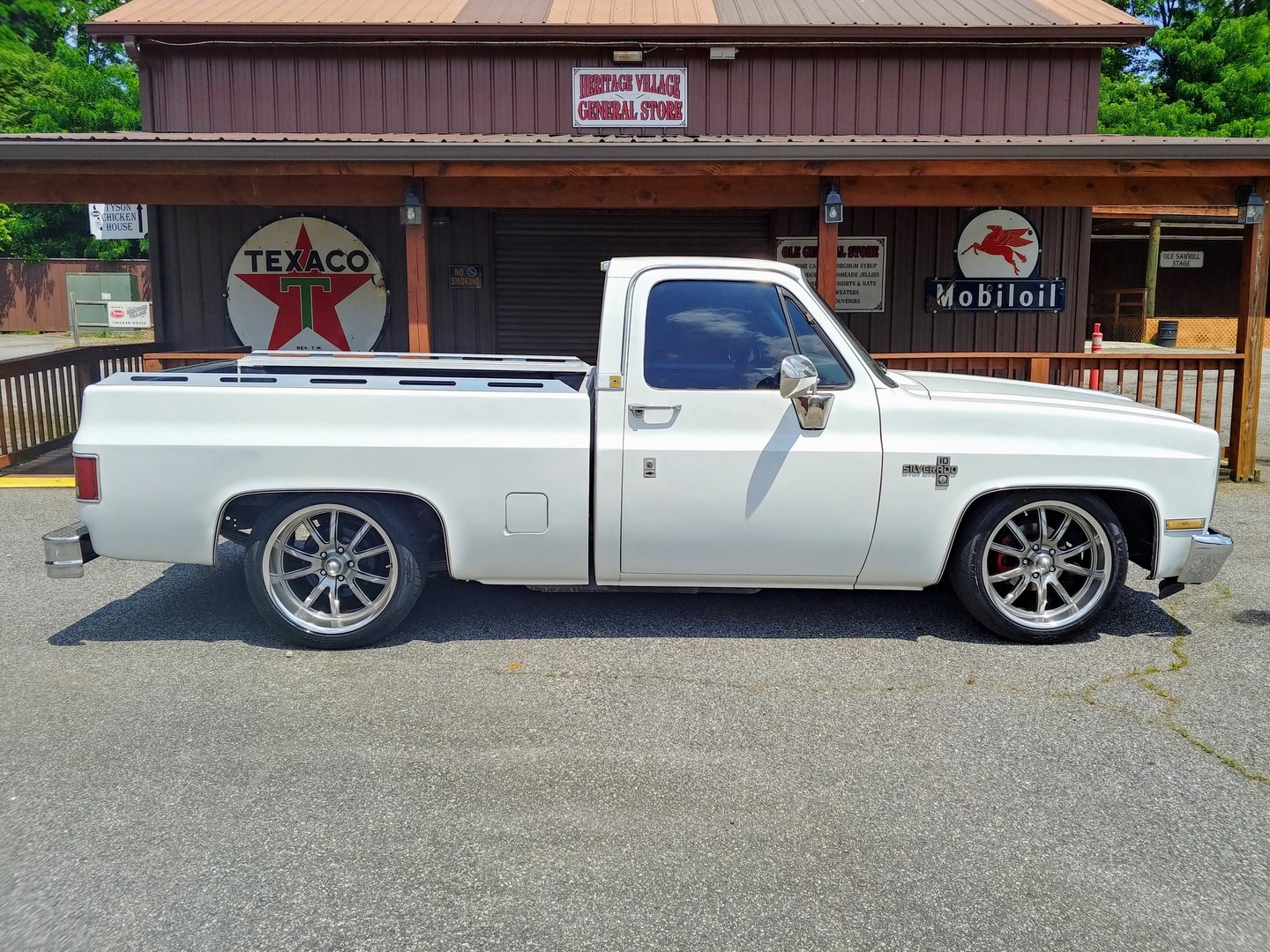 Used 1987 Chevrolet C10 -LAST YEAR OF THE SQUARE BODY | Mundelein, IL