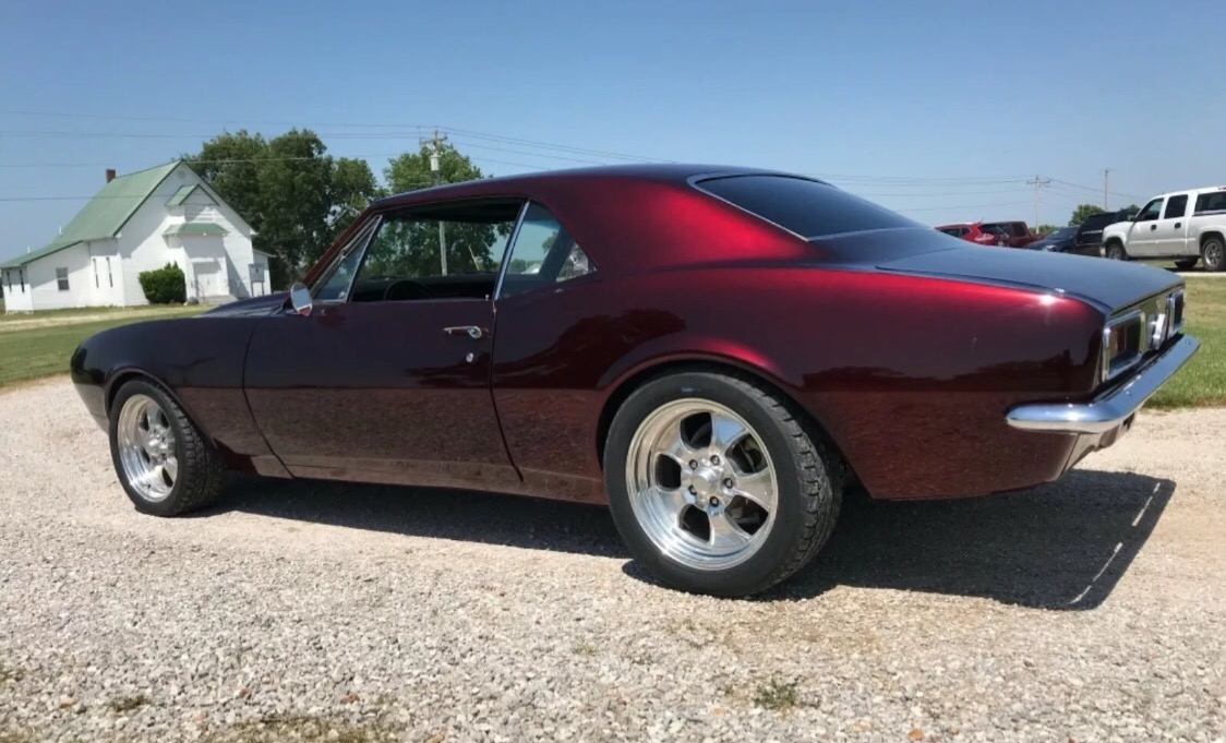 Used 1967 Chevrolet Camaro -PRO TOURING CUSTOM PAINT RESTORED | Mundelein, IL