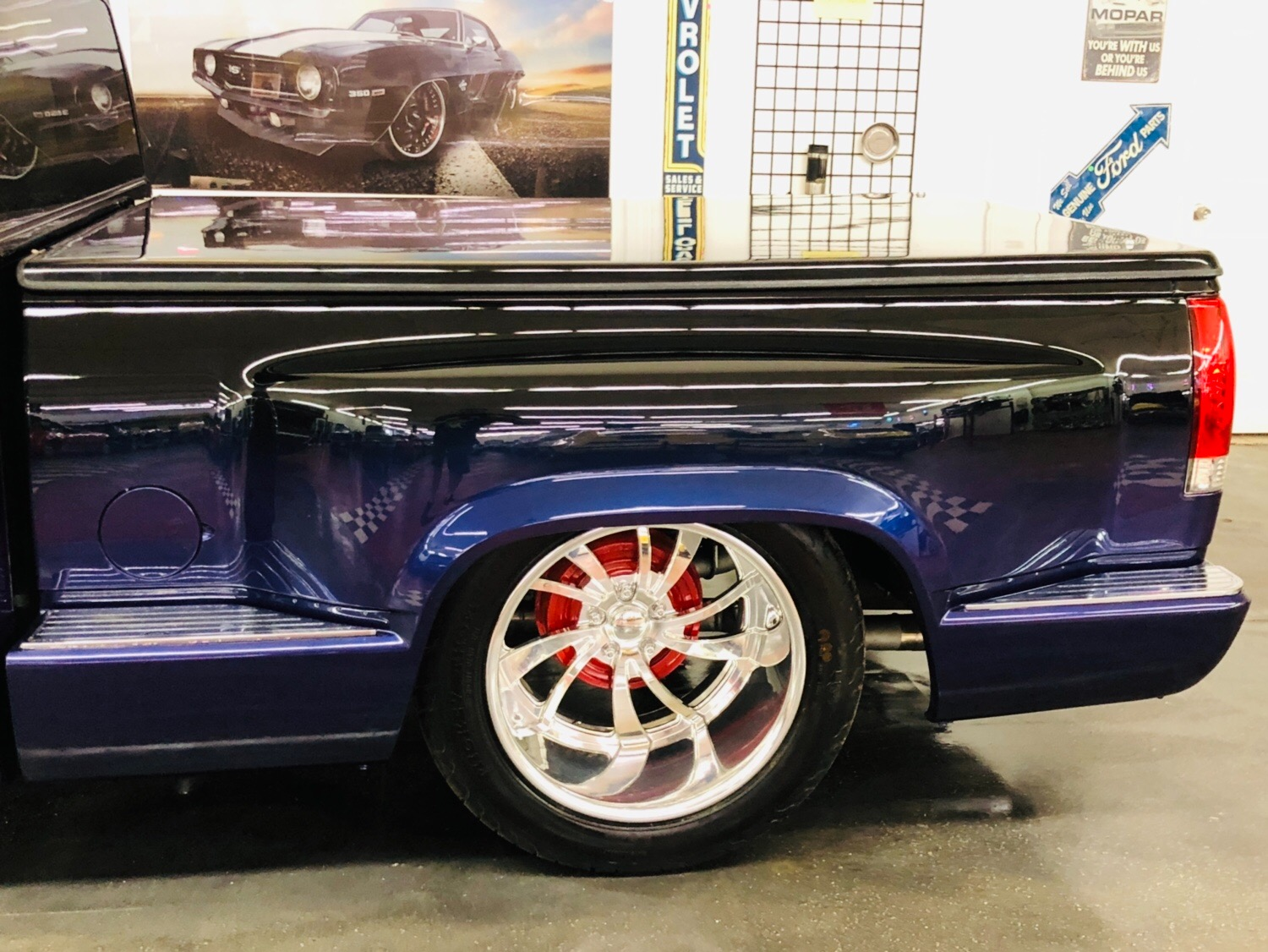 Used 1993 GMC Sierra -CUSTOM BUILD PRO STREET SUPERCHARGED SHOW TRUCK- | Mundelein, IL