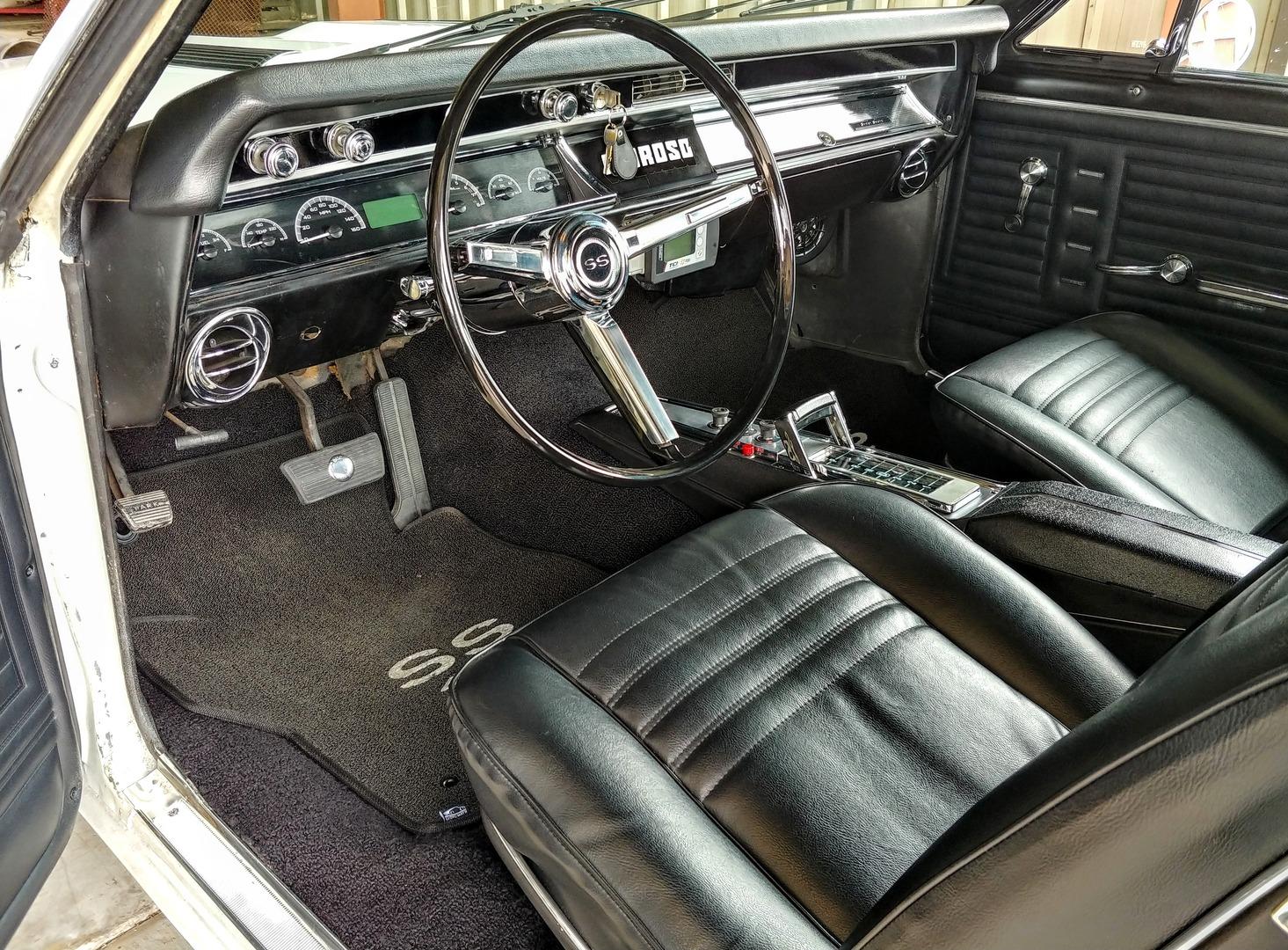 Used 1967 Chevrolet Chevelle -BIG BLOCK 454-OVERDRIVE AUTOMATIC- | Mundelein, IL