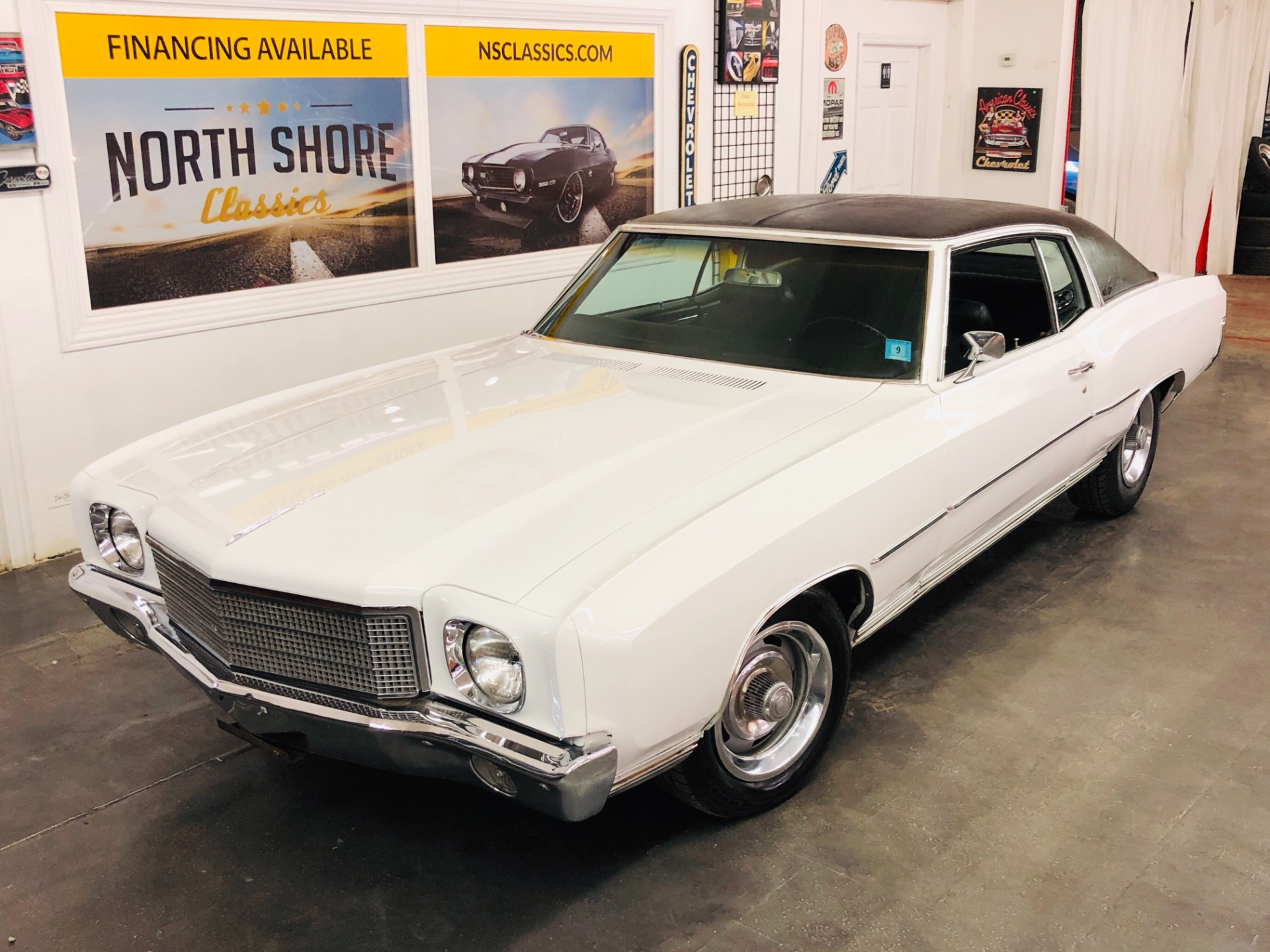 Used 1970 Chevrolet Monte Carlo -FACTORY BILL OF SALE-NICE CLASSIC-SEE VIDEO | Mundelein, IL