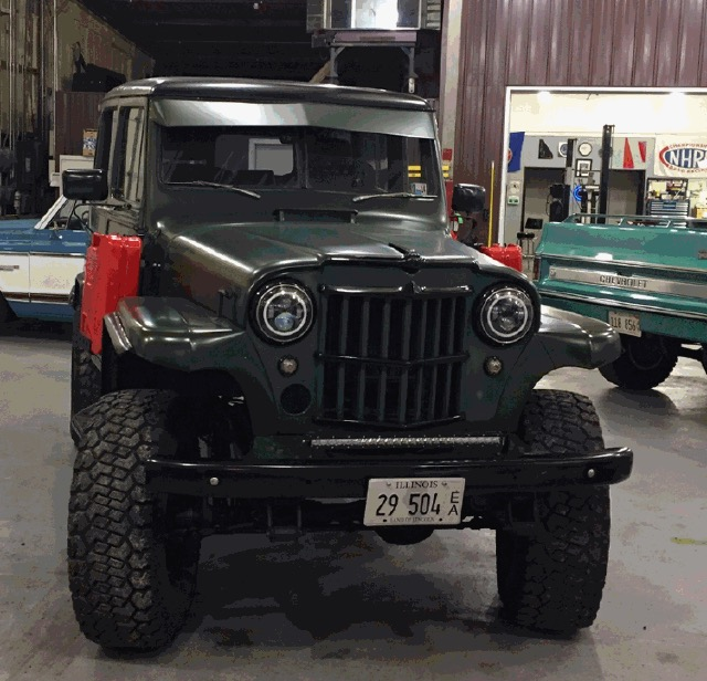 Used 1958 Willys Jeep -RARE FIND- | Mundelein, IL