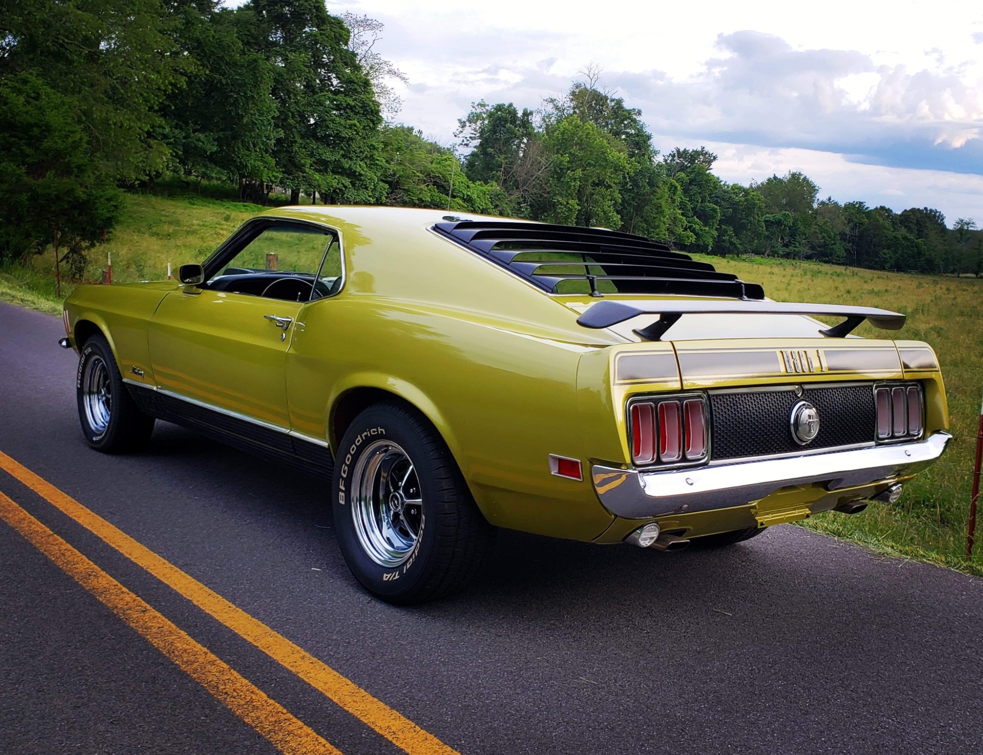 Used 1970 Ford Mustang -MACH 1 | Mundelein, IL