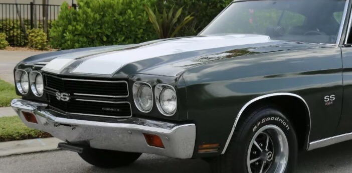 Used 1970 Chevrolet Chevelle -4 SPEED-NICE DRIVER | Mundelein, IL