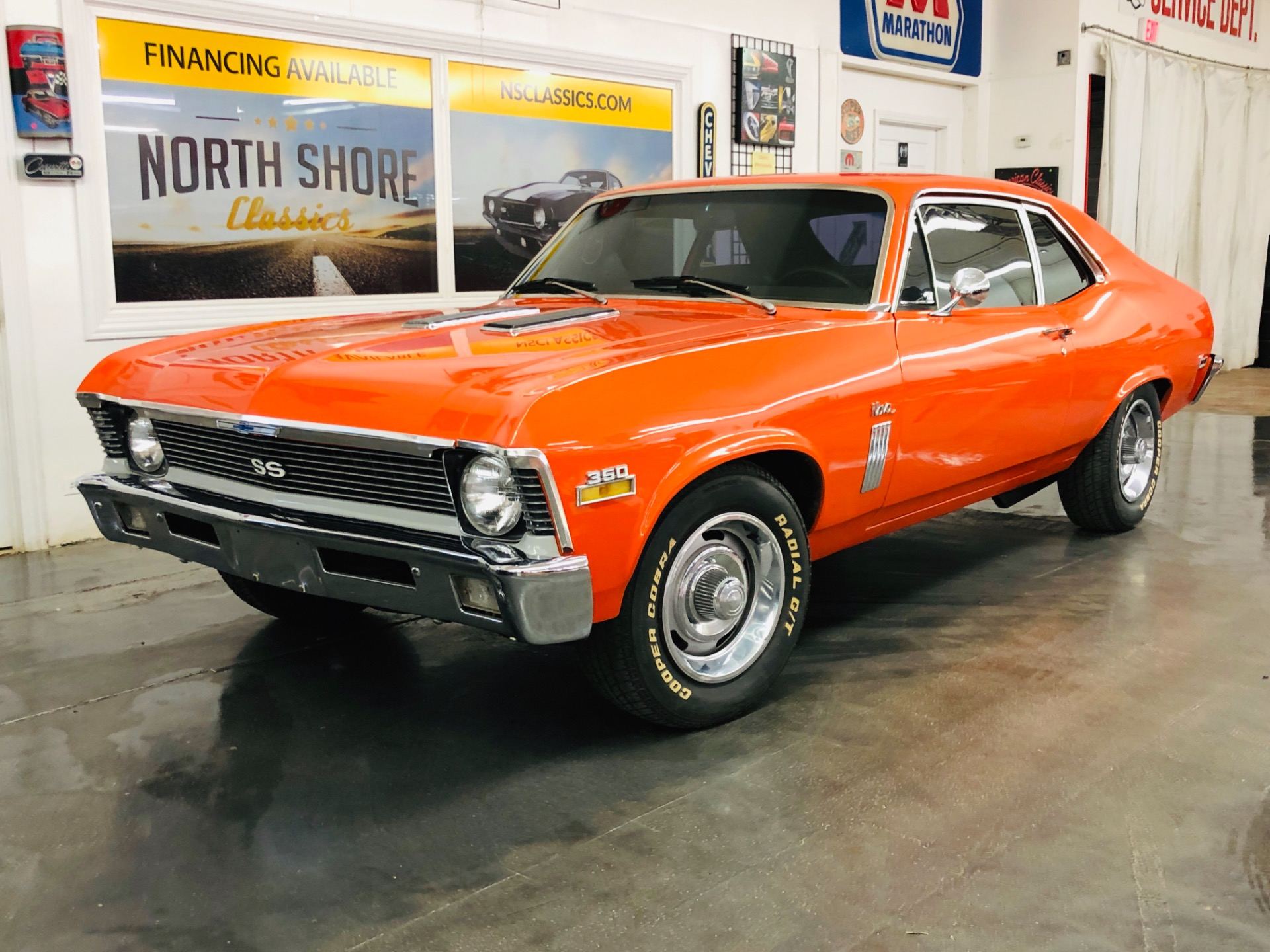 Used 1970 Chevrolet Nova -SS Tribute-4 Speed | Mundelein, IL