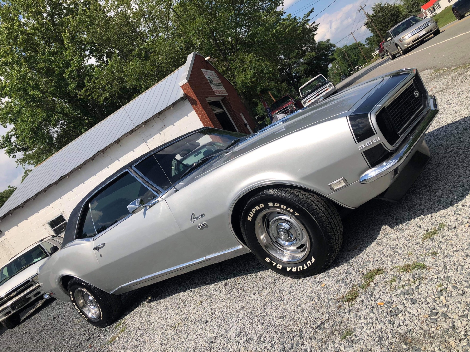 Used 1968 Chevrolet Camaro -RS/SS 4 SPEED | Mundelein, IL