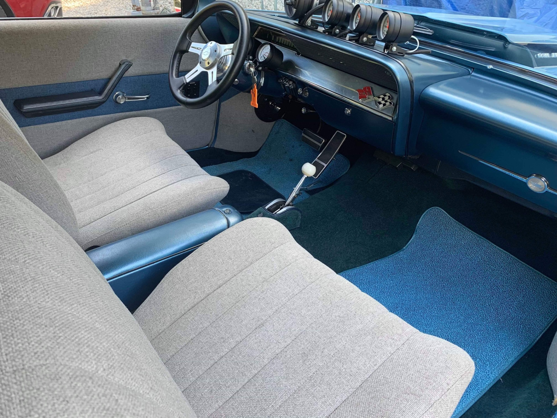 Used 1962 Chevrolet Bel Air -BIG BLOCK 468 | Mundelein, IL