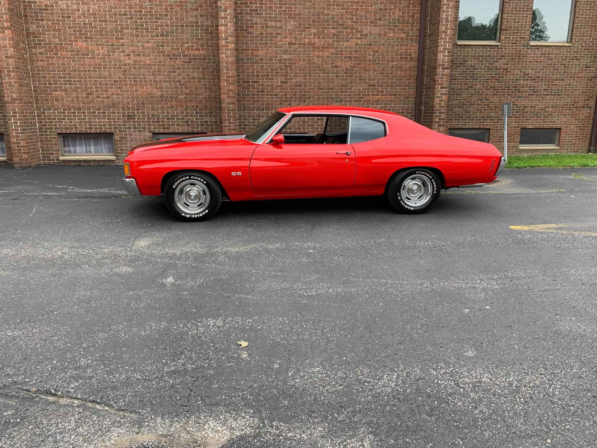 Used 1972 Chevrolet Chevelle -BIG BLOCK 502 | Mundelein, IL