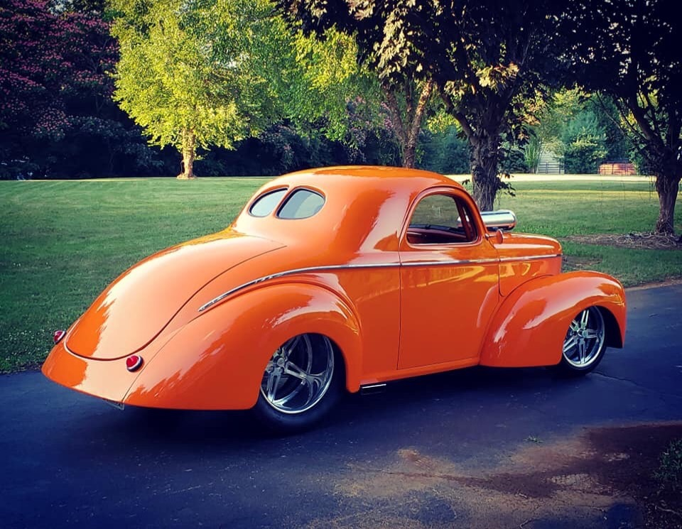 Used 1941 Willys Coupe -PRO STREET SUPERCHARGED | Mundelein, IL