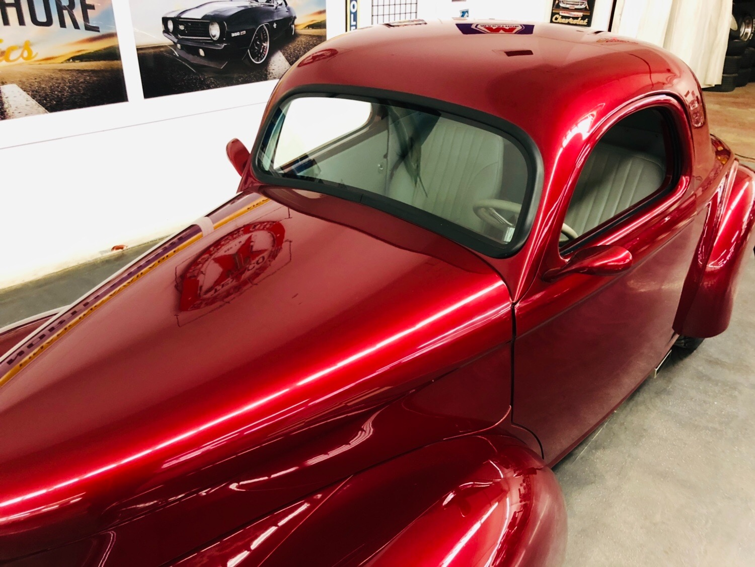 Used 1941 Willys Willys -FRESH BUILT PRO STREET WILLYS- CUSTOM CHASSIS - SHOW AND GO!!-SEE VIDEO | Mundelein, IL