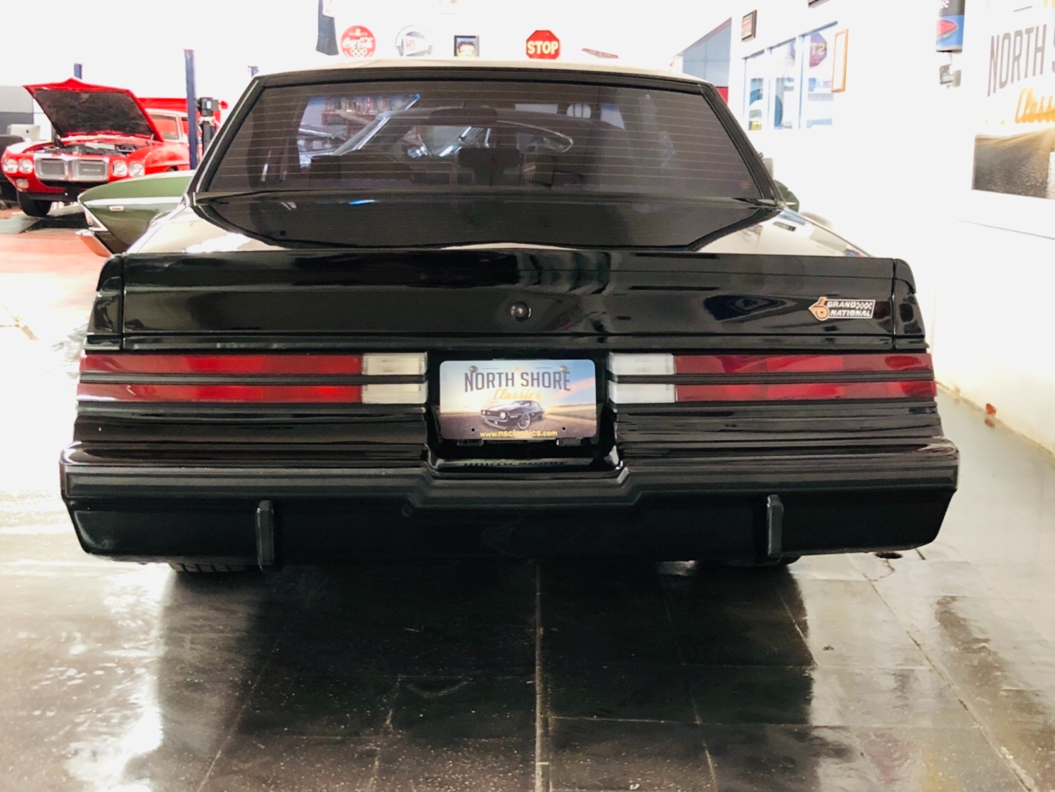 Used 1987 Buick Grand National -ONLY 35k ORIGINAL MILES-AMAZING PAINT-SEE VIDEO | Mundelein, IL