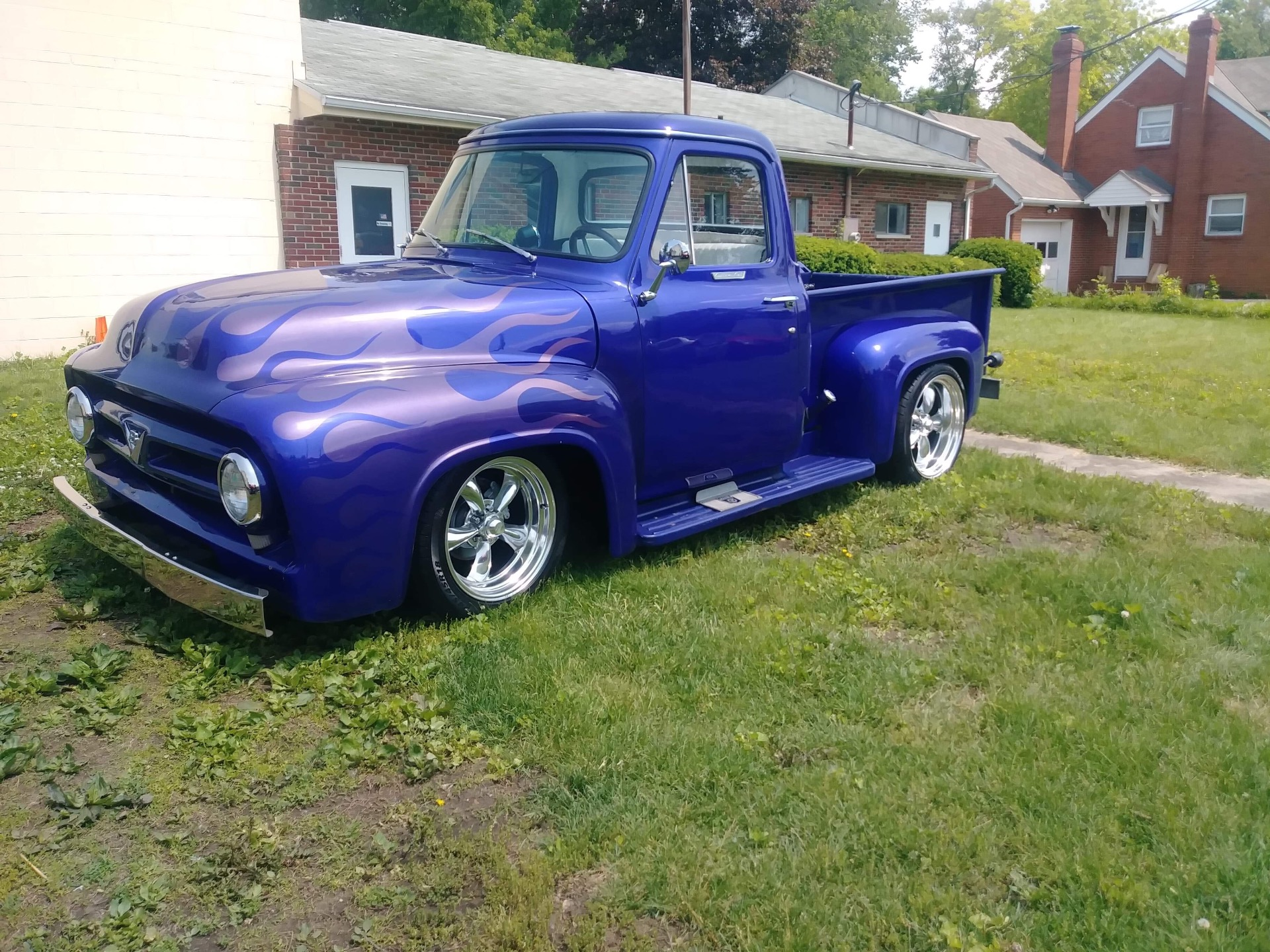 Used 1953 Ford F100 -460 ENGINE WITH AUTOMATIC | Mundelein, IL