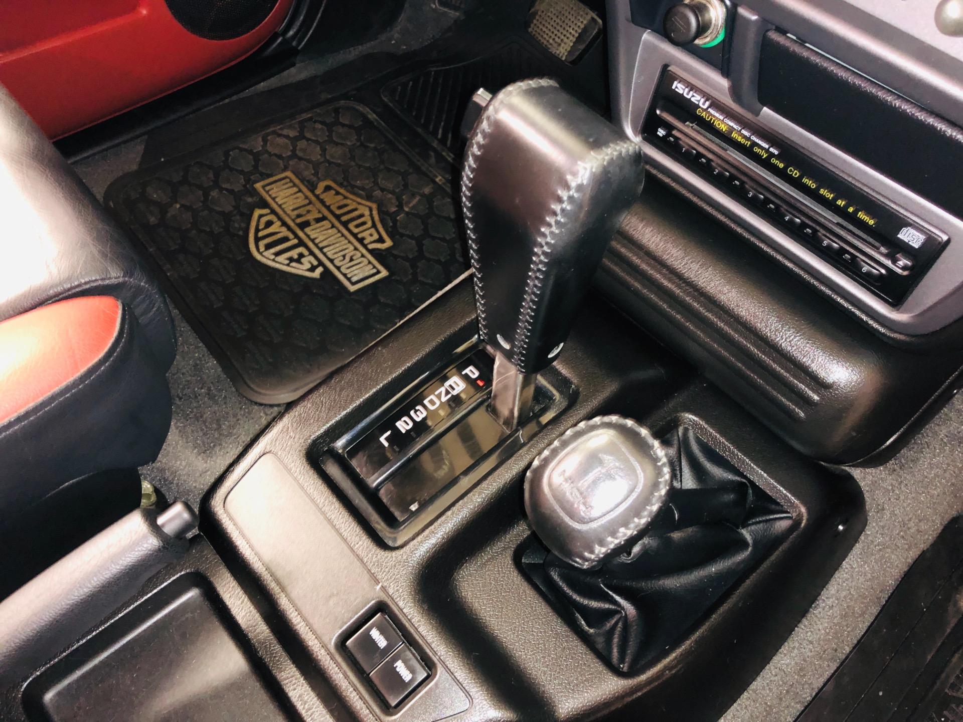 Used 1999 Isuzu VehiCross SUV-HARLEY DAVIDSON SUPERCHARGED | Mundelein, IL