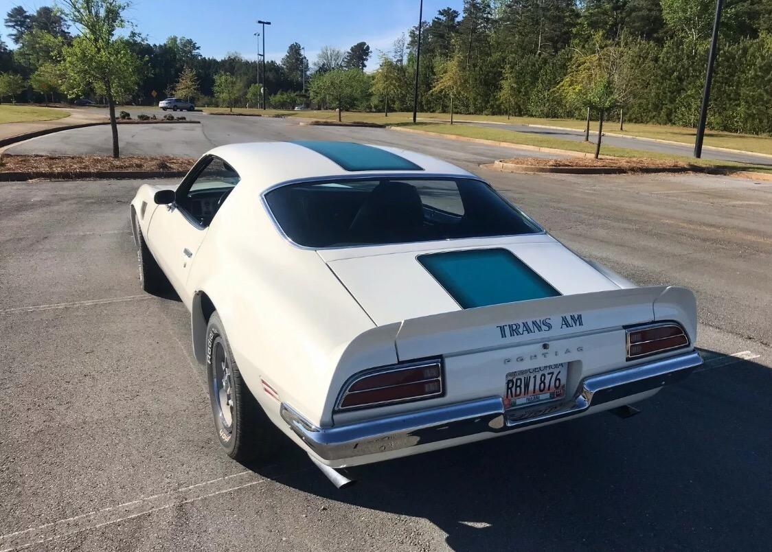 Used 1972 Pontiac Firebird -Trans Am 4 Speed 455 | Mundelein, IL