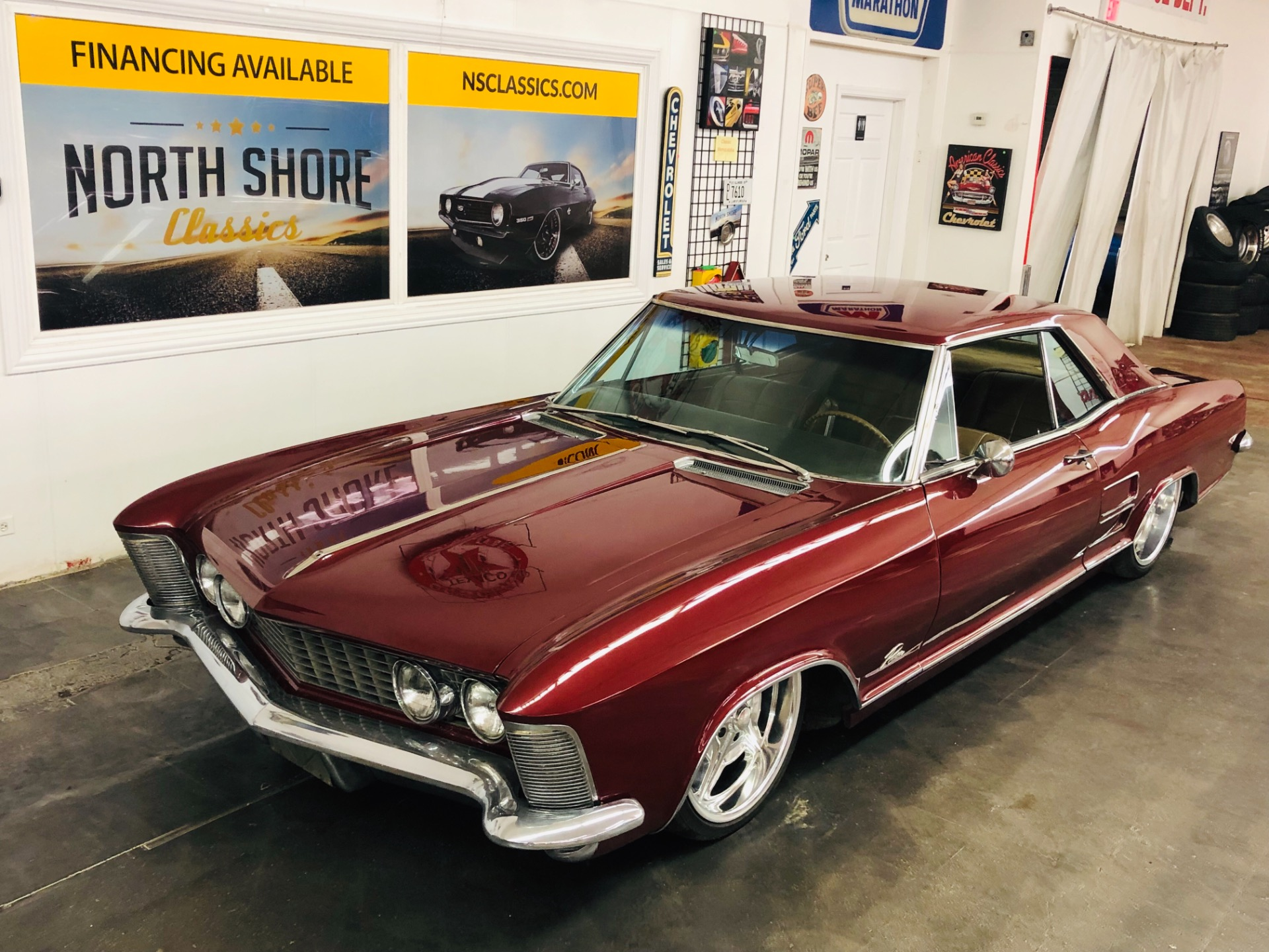 Used 1963 Buick Riviera -LUXURY CLASSIC ON AIR RIDE | Mundelein, IL