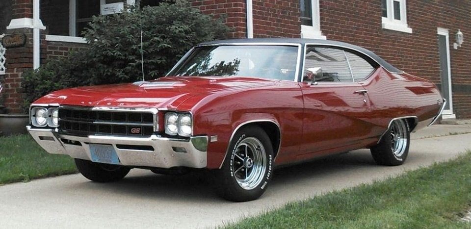 Used 1969 Buick Skylark -GS MODEL-400 WITH AUTOMATIC- | Mundelein, IL