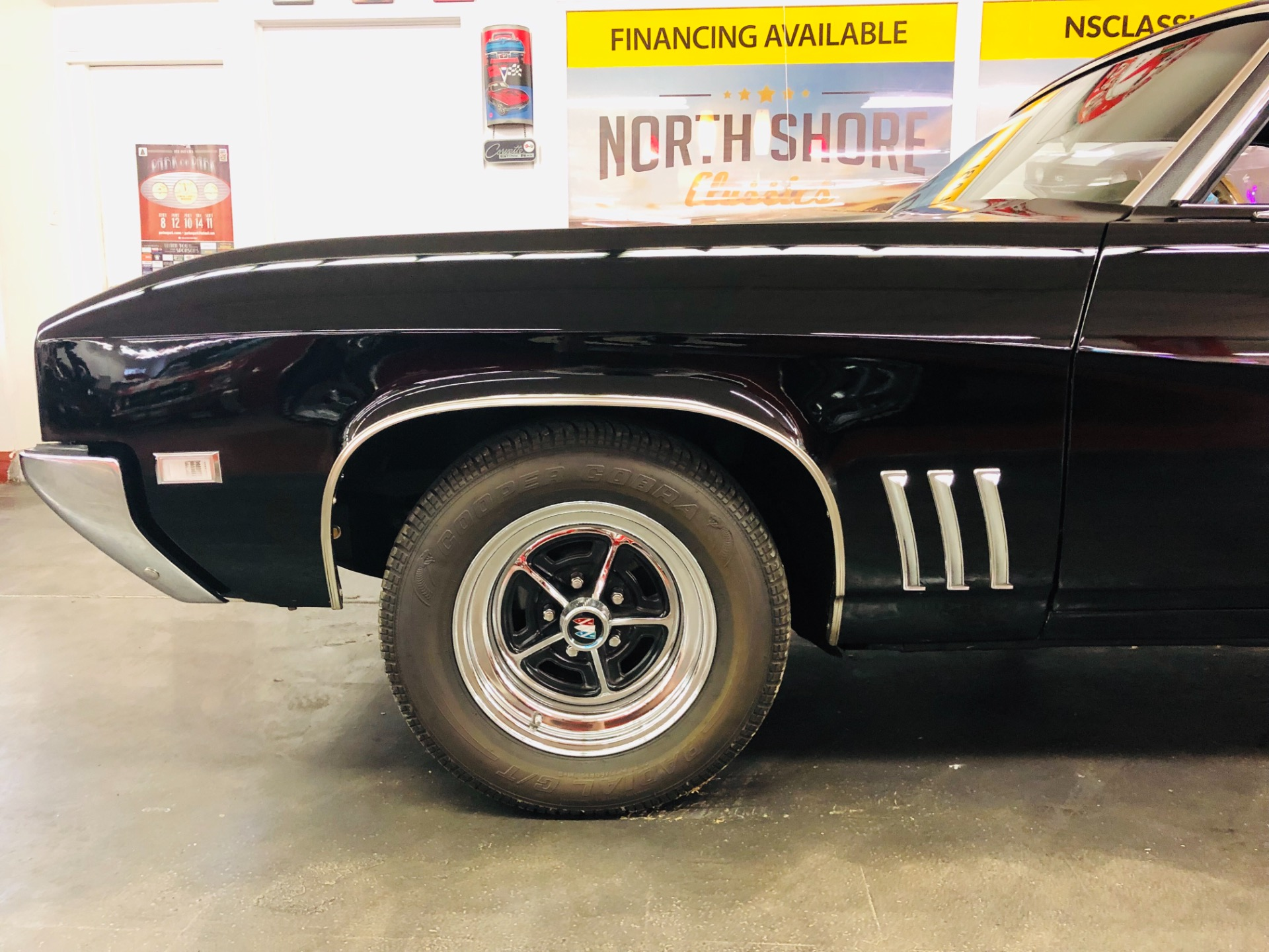 Used 1969 Buick Skylark -FRAME OFF RESTORED 2013-MIRROR FINISH BLACK ON BLACK-SEE VIDEO | Mundelein, IL