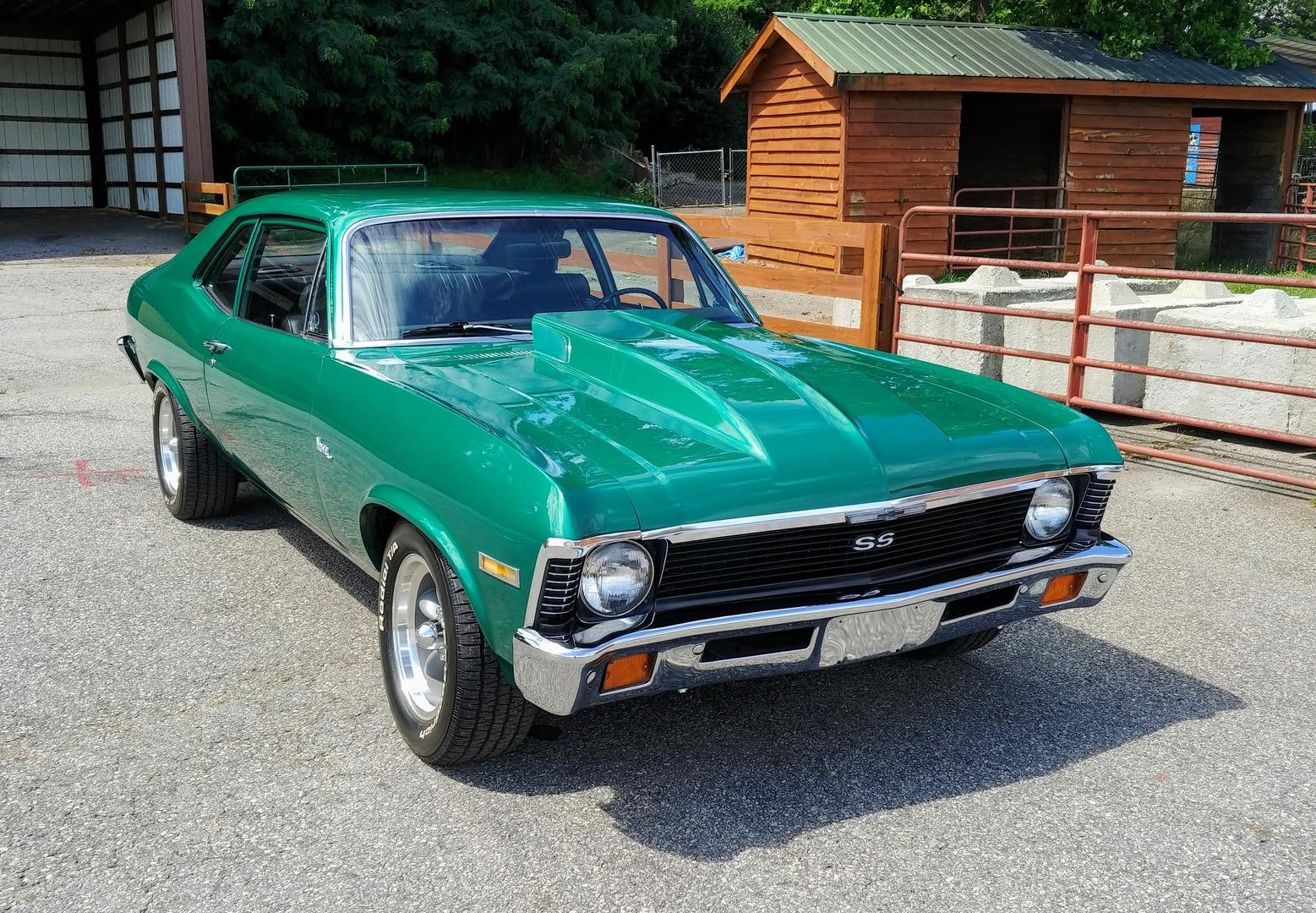 Used 1972 Chevrolet Nova -SMALL BLOCK TURN KEY MUSCLE CAR | Mundelein, IL