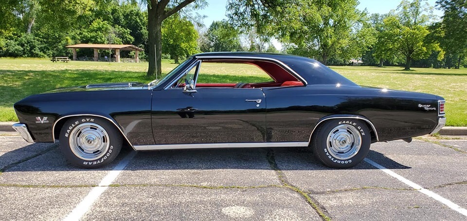 Used 1967 Chevrolet Chevelle -REAL SS 138 VIN 396 | Mundelein, IL