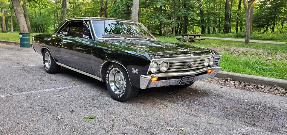 Used 1967 Chevrolet Chevelle -REAL SS 138 VIN 396-SEE VIDEO | Mundelein, IL
