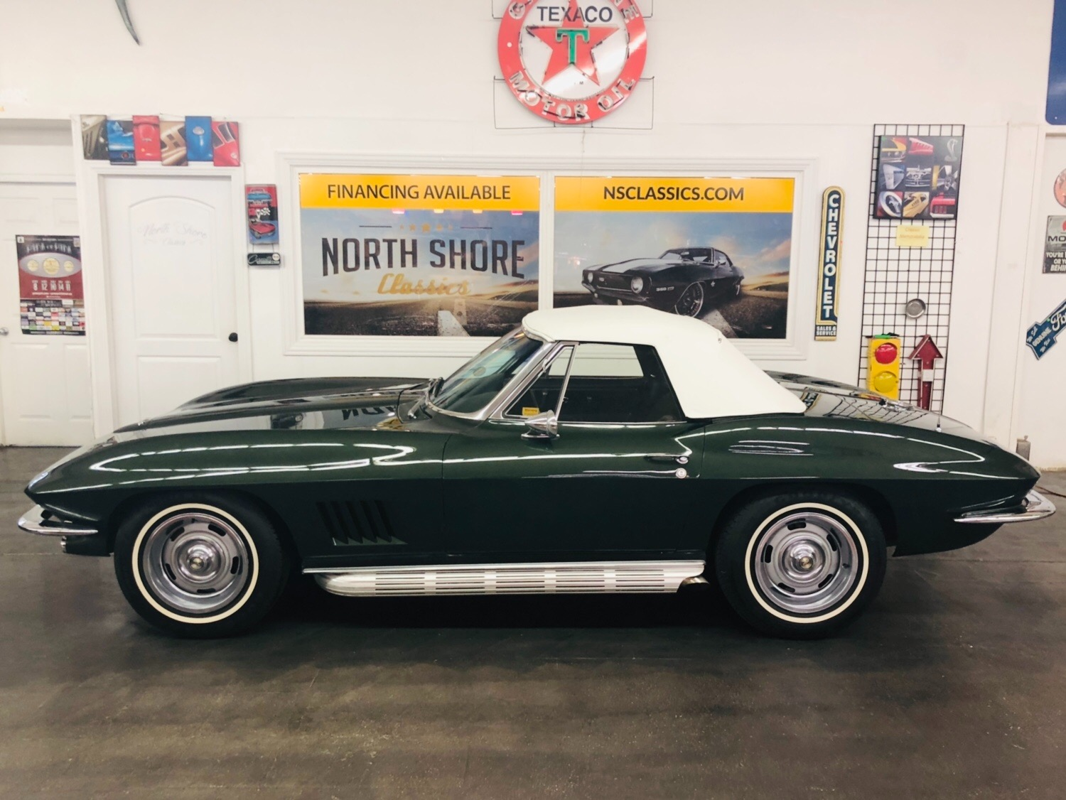 Used 1967 Chevrolet Corvette - L79 350 HP - CONVERTIBLE - 4 SPEED - SEE VIDEO | Mundelein, IL