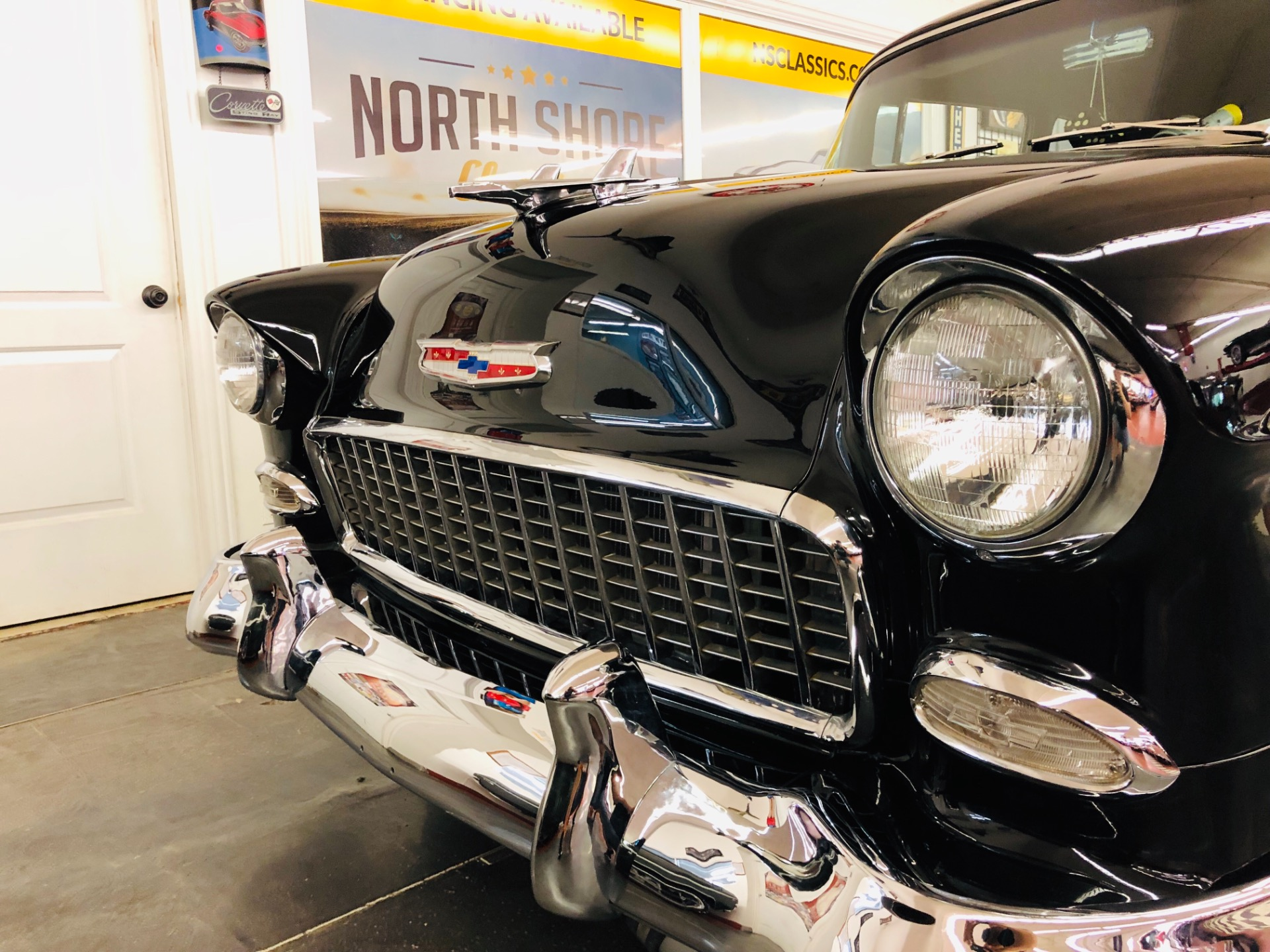 Used 1955 Chevrolet Bel Air/150/210 - SUPERCHARGED 572 BIG BLOCK - 2 DOOR POST SEDAN - SEE VIDEO | Mundelein, IL