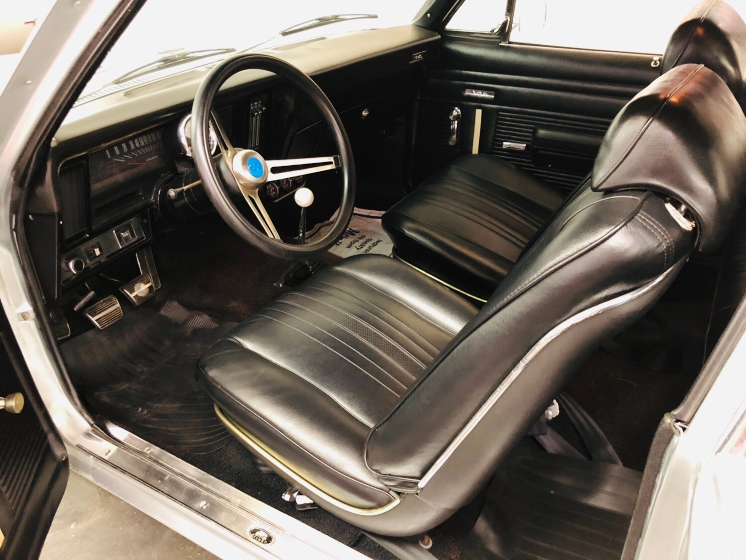 Used 1970 Chevrolet Nova -BIG BLOCK 396 with 4 SPEED-SEE VIDEO | Mundelein, IL