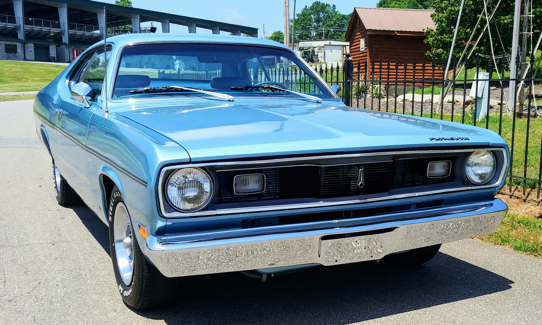 Used 1970 Plymouth Duster -RESTORED CONDITION | Mundelein, IL