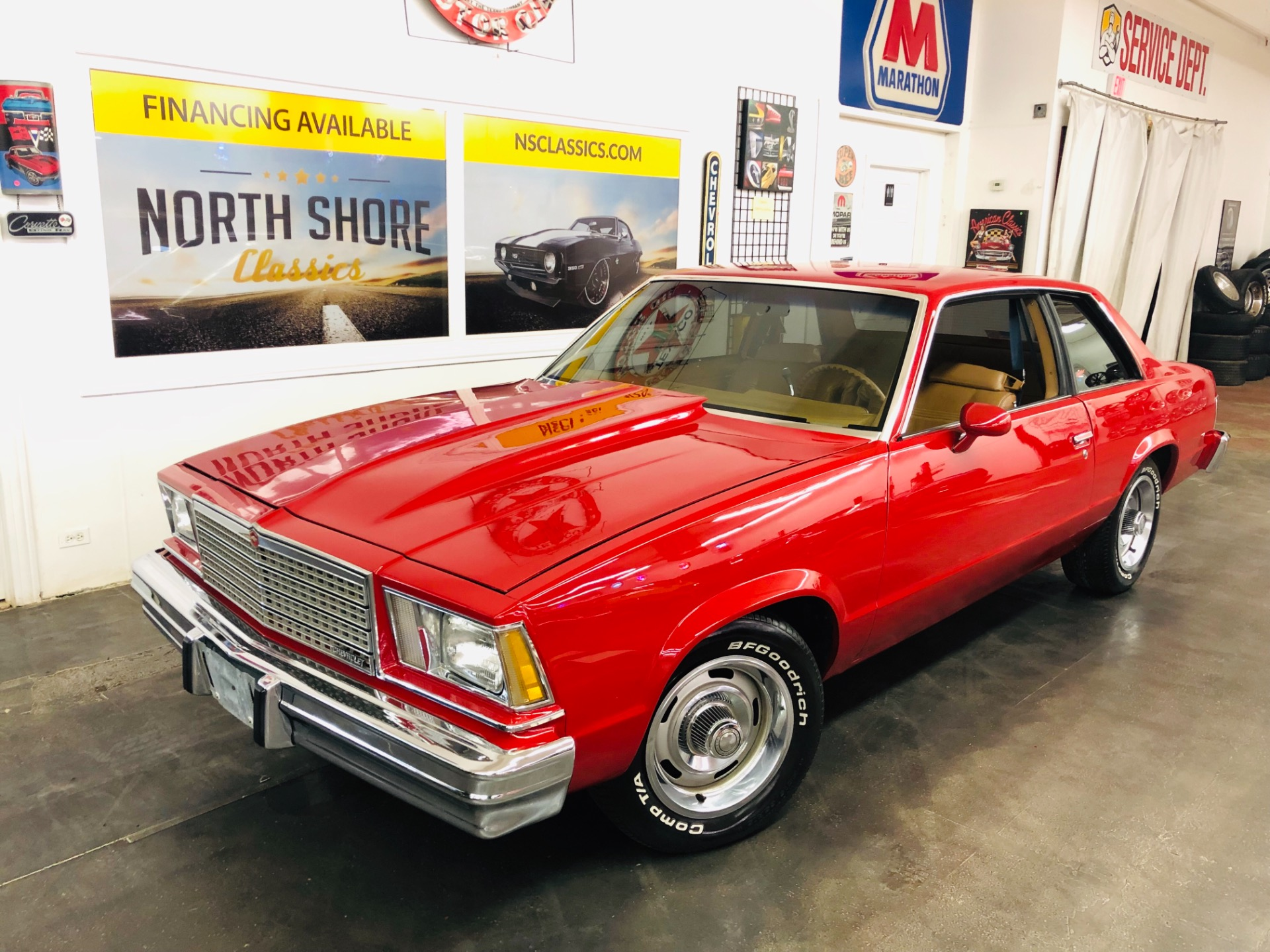 Used 1979 Chevrolet Malibu -NICE DRIVER CONDITION-VERY RELIABLE-WORKING AC-SEE VIDEO | Mundelein, IL