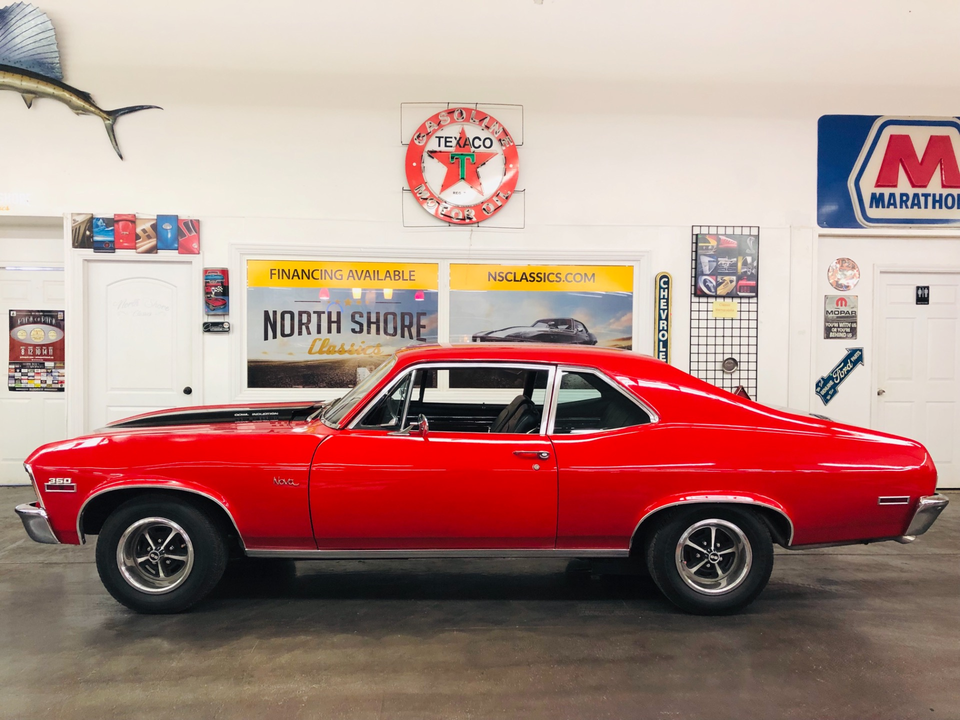 Used 1972 Chevrolet Nova -SS TRIM PACKAGE WITH MUNCIE 4 SPEED-SEE VIDEO | Mundelein, IL