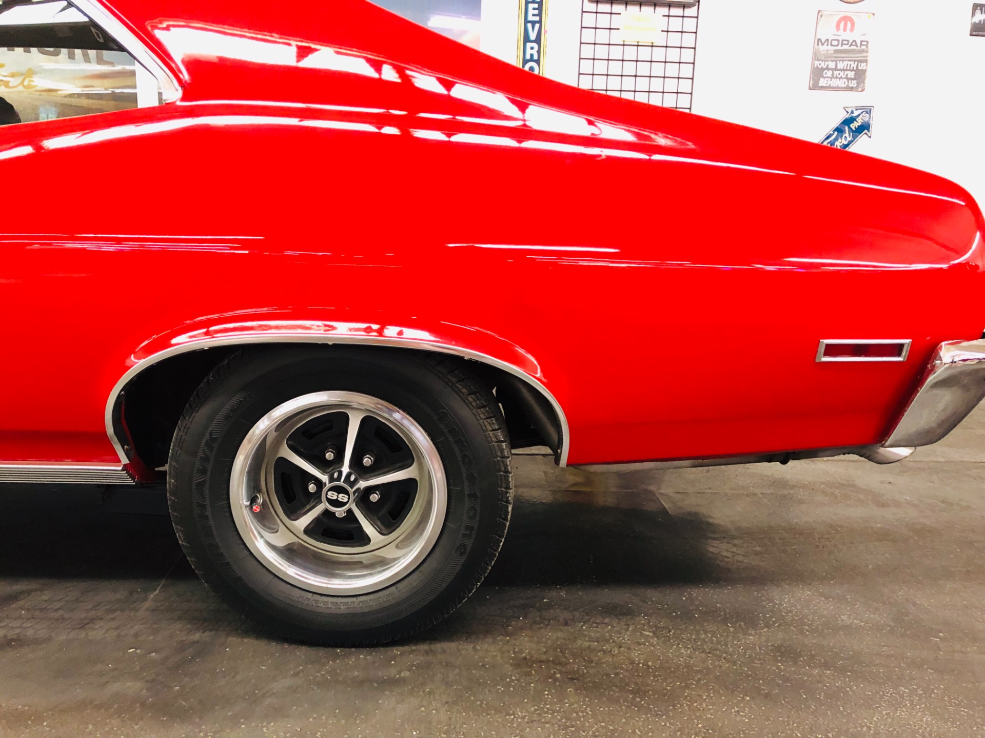 Used 1972 Chevrolet Nova -SS TRIM PACKAGE WITH MUNCIE 4 SPEED-SEE VIDEO   Mundelein, IL