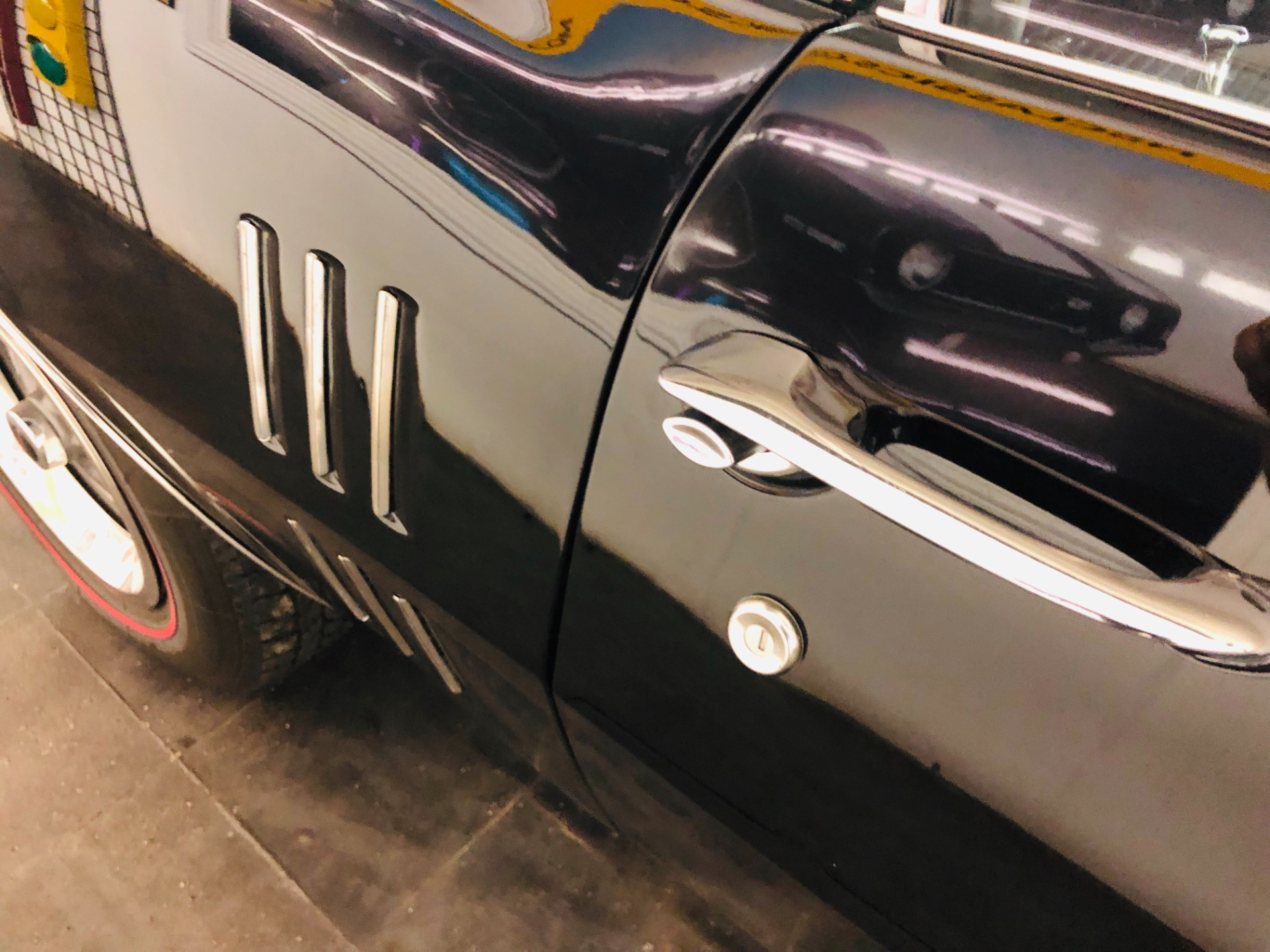 Used 1967 Pontiac Firebird -FRAME OFF-400/400 SLICK BLACK ON BLACK MUSCLE CAR-SEE VIDEO | Mundelein, IL