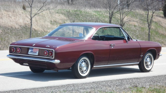 Used 1966 Chevrolet Corvair CUSTOMER PICKED UP | Mundelein, IL