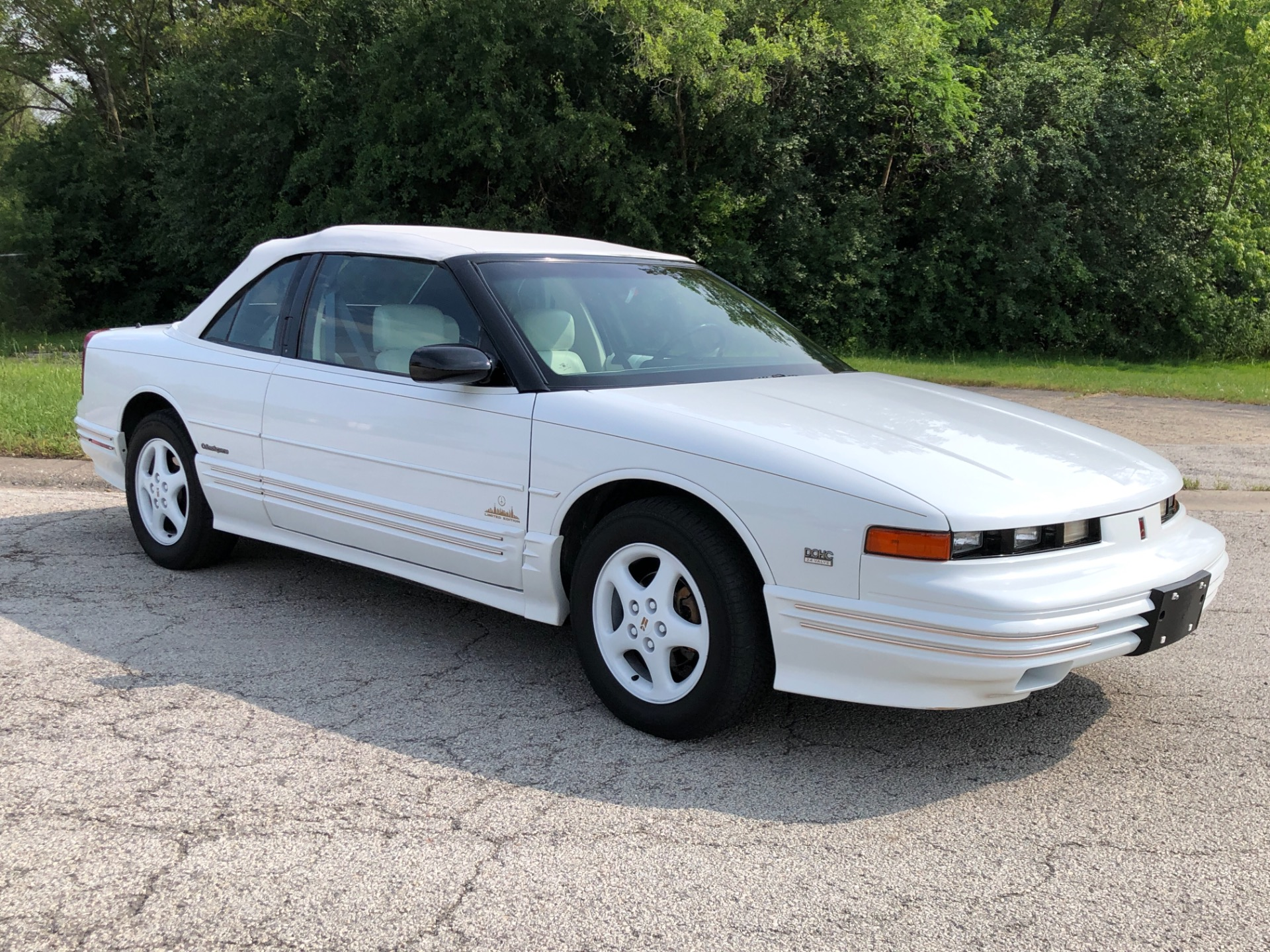Used 1994 Oldsmobile Cutlass -SUPREME MODEL-LIMITED EDITION-SEE VIDEO- | Mundelein, IL