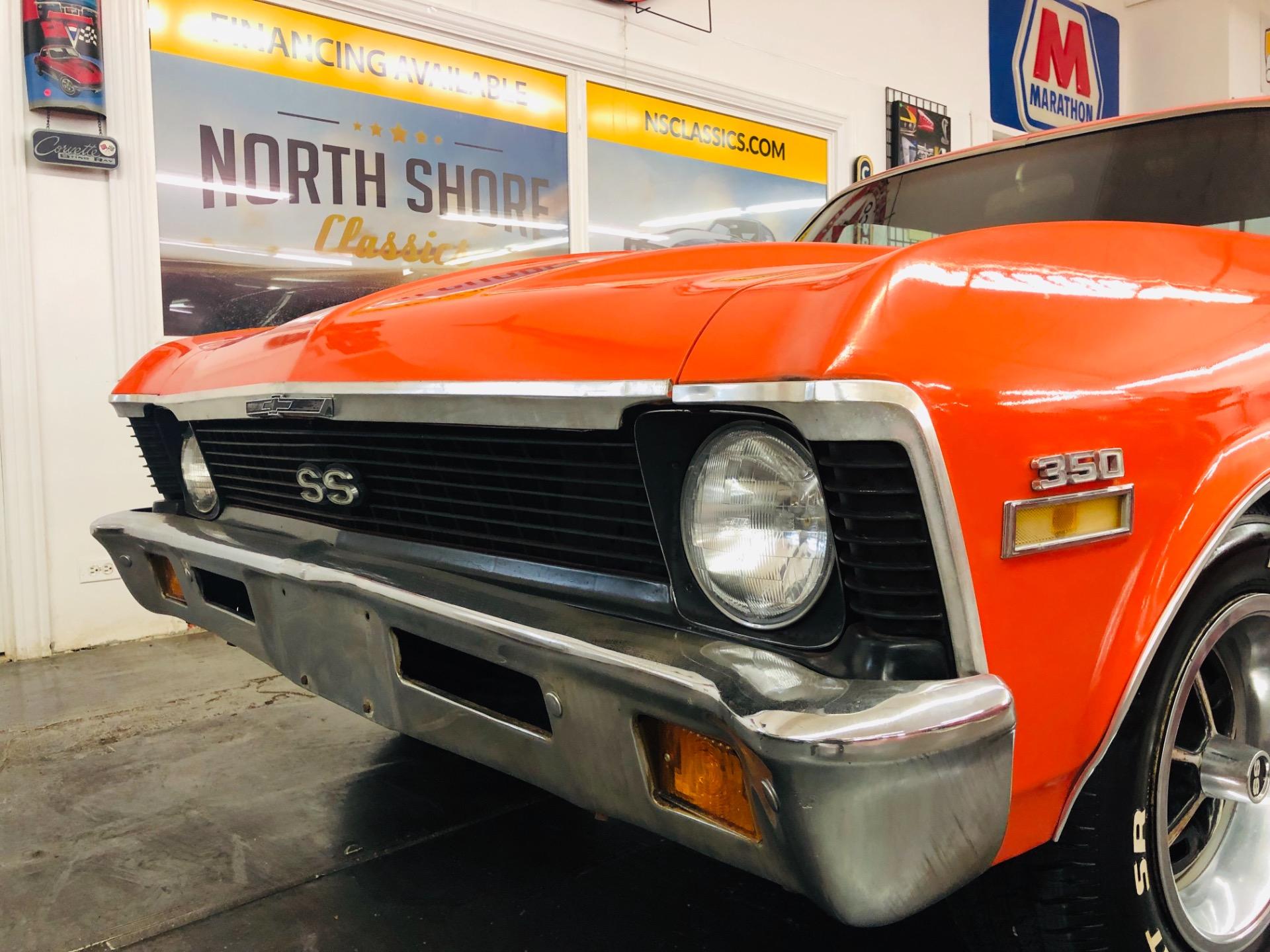 Used 1972 Chevrolet Nova -350 ENGINE 4 SPEED-SEE VIDEO | Mundelein, IL