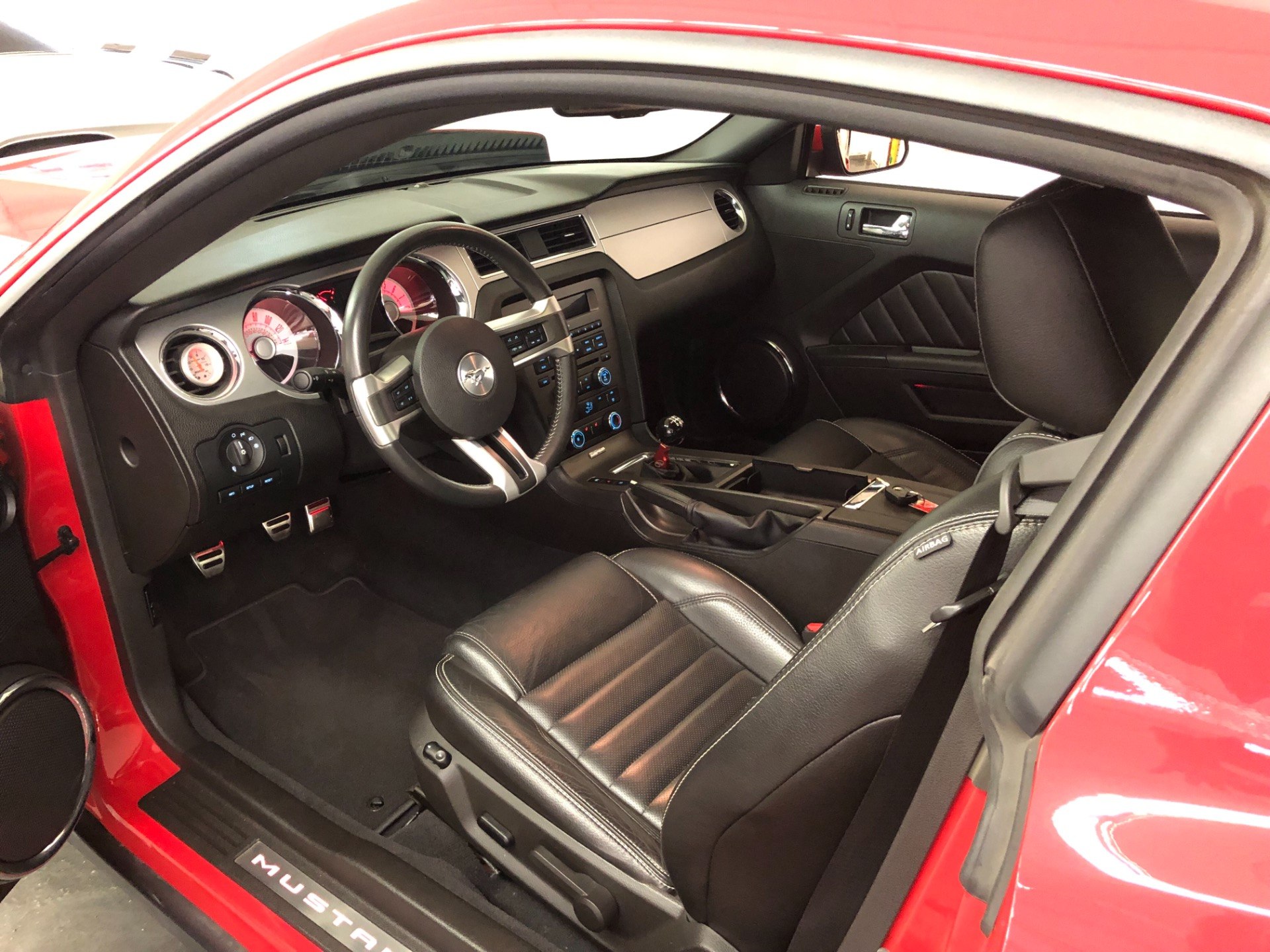 Used 2010 Ford Mustang -GT SUPERCHARGED BEAST-SEE VIDEO | Mundelein, IL