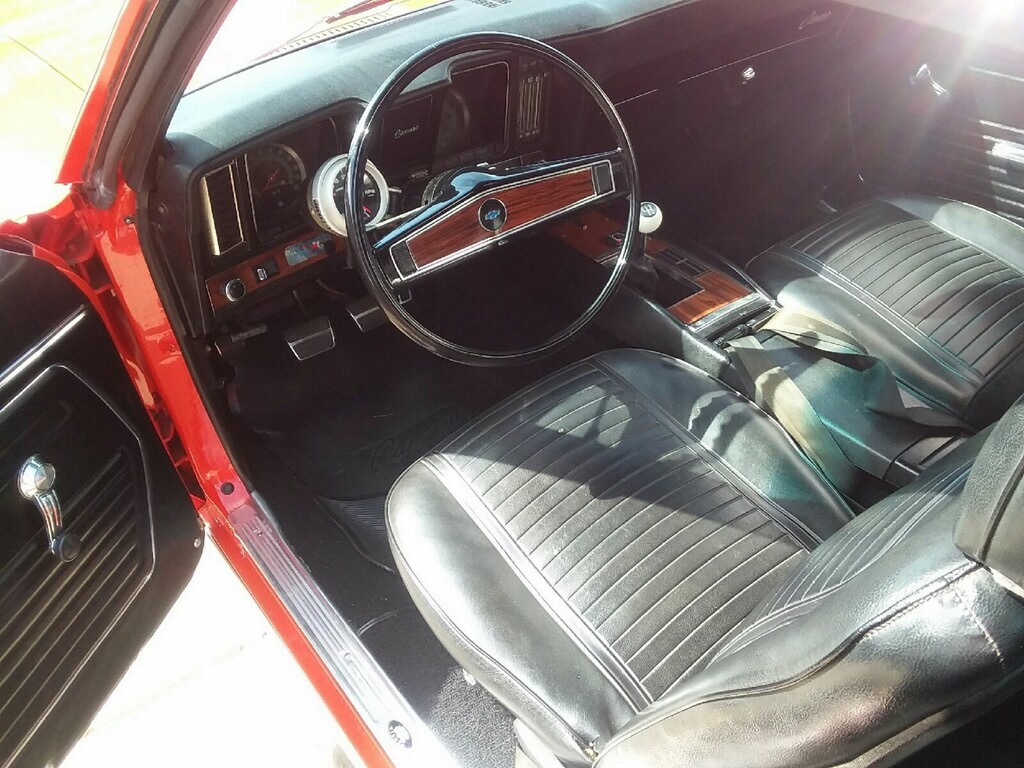 Used 1969 Chevrolet Camaro -350 with 4 Speed | Mundelein, IL