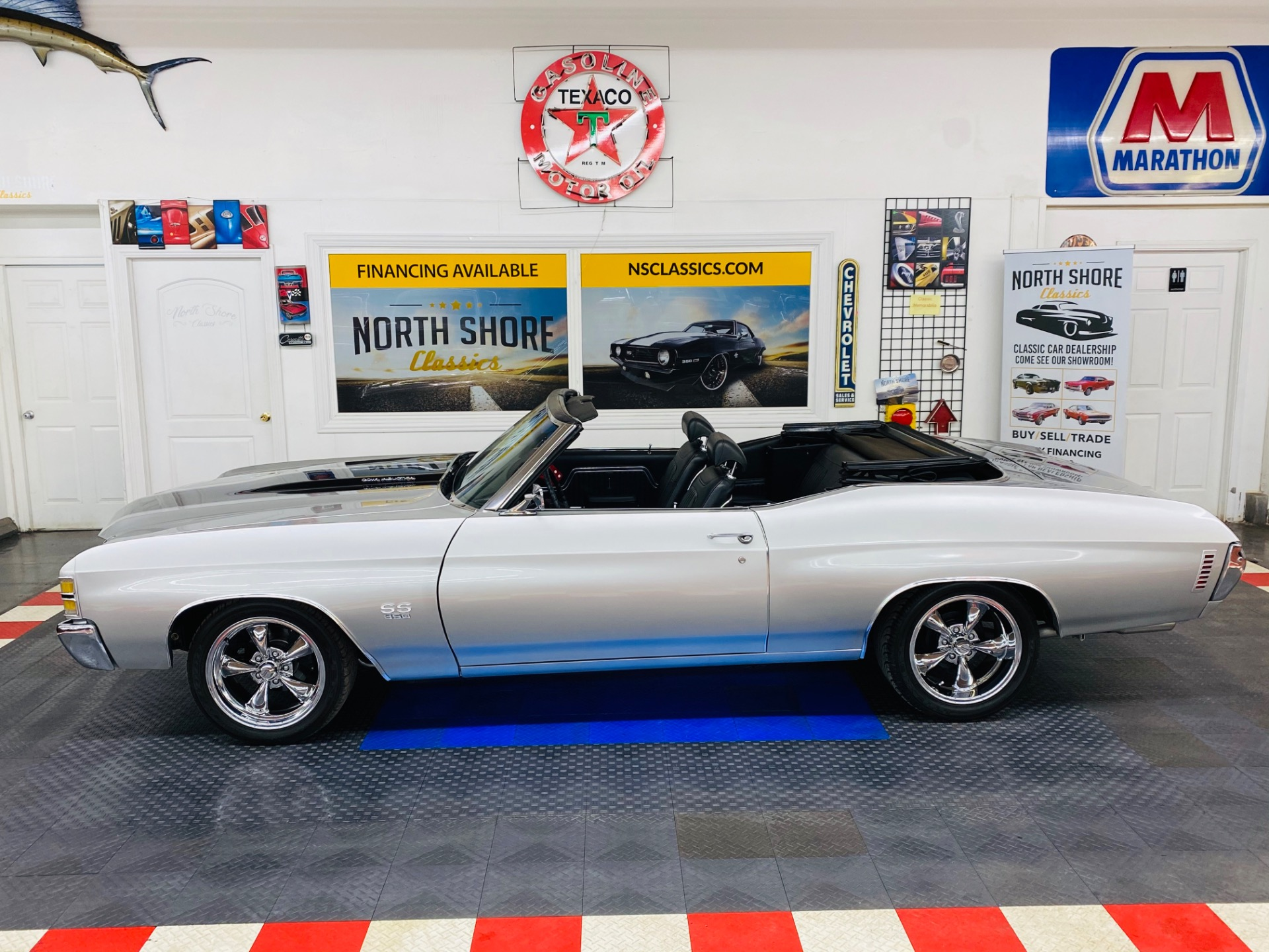 Used 1971 Chevrolet Chevelle - CONVERTIBLE - 4 SPEED - FRESH PAINT- | Mundelein, IL