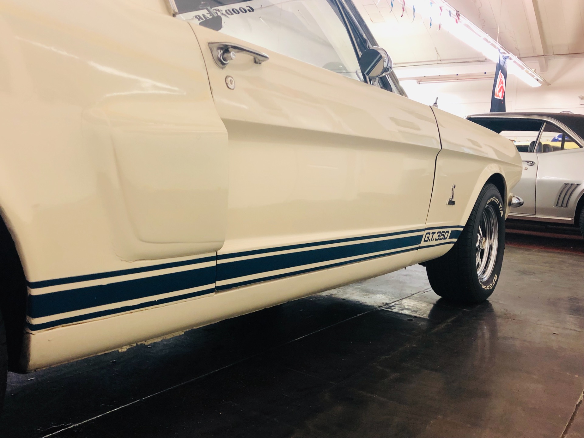 Used 1966 Ford Mustang -GT 350 SHELBY COBRA FASTBACK TRIBUTE-RACING STRIPES | Mundelein, IL
