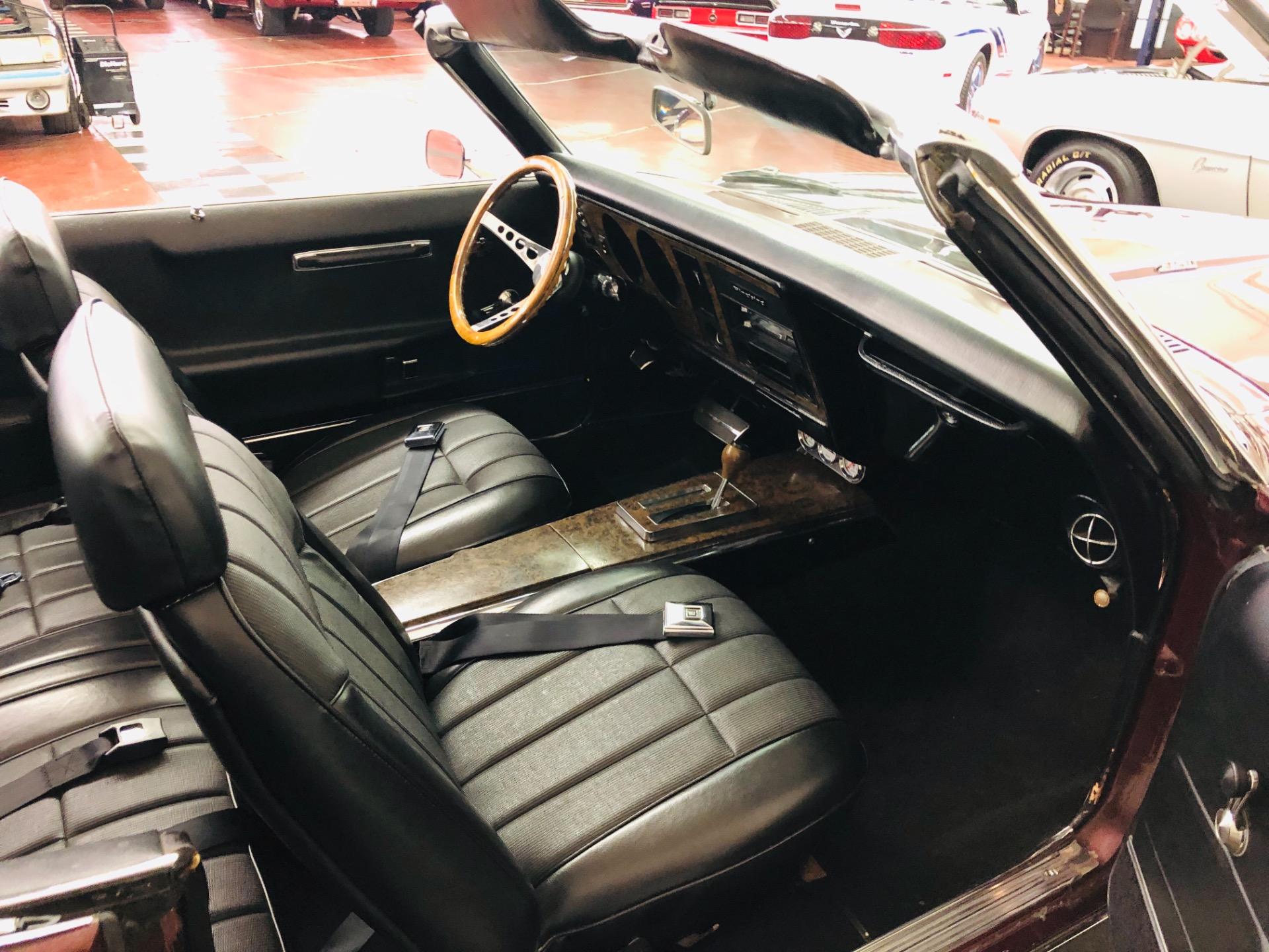 Used 1969 Pontiac Firebird -CONVERTIBLE FUN 4 WHEEL DISC 1969 BLOCK-RELIABLE-SEE VIDEO | Mundelein, IL