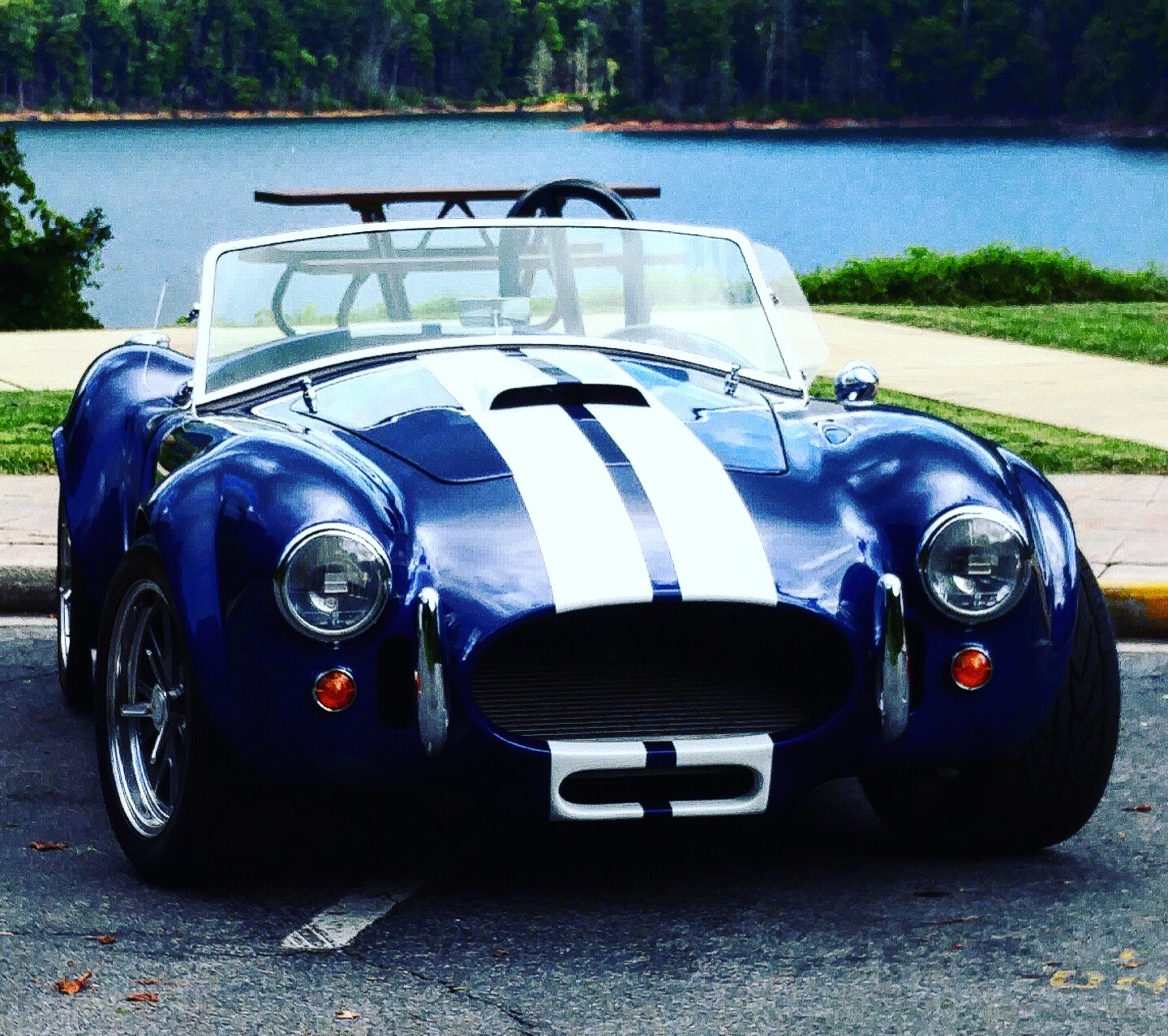 Used 1965 Ford Cobra -SHELBY FACTORY  FIVE 514 ENGINE | Mundelein, IL